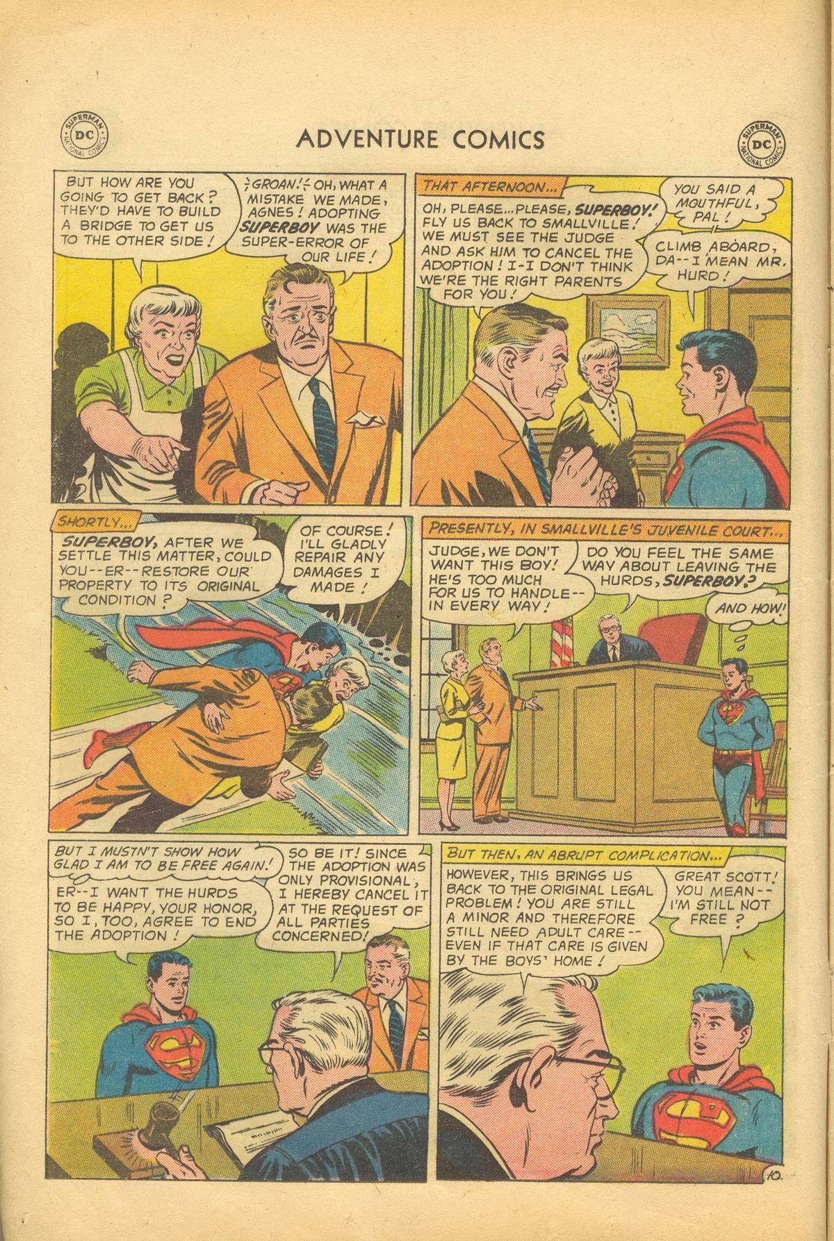 Read online Adventure Comics (1938) comic -  Issue #281 - 12