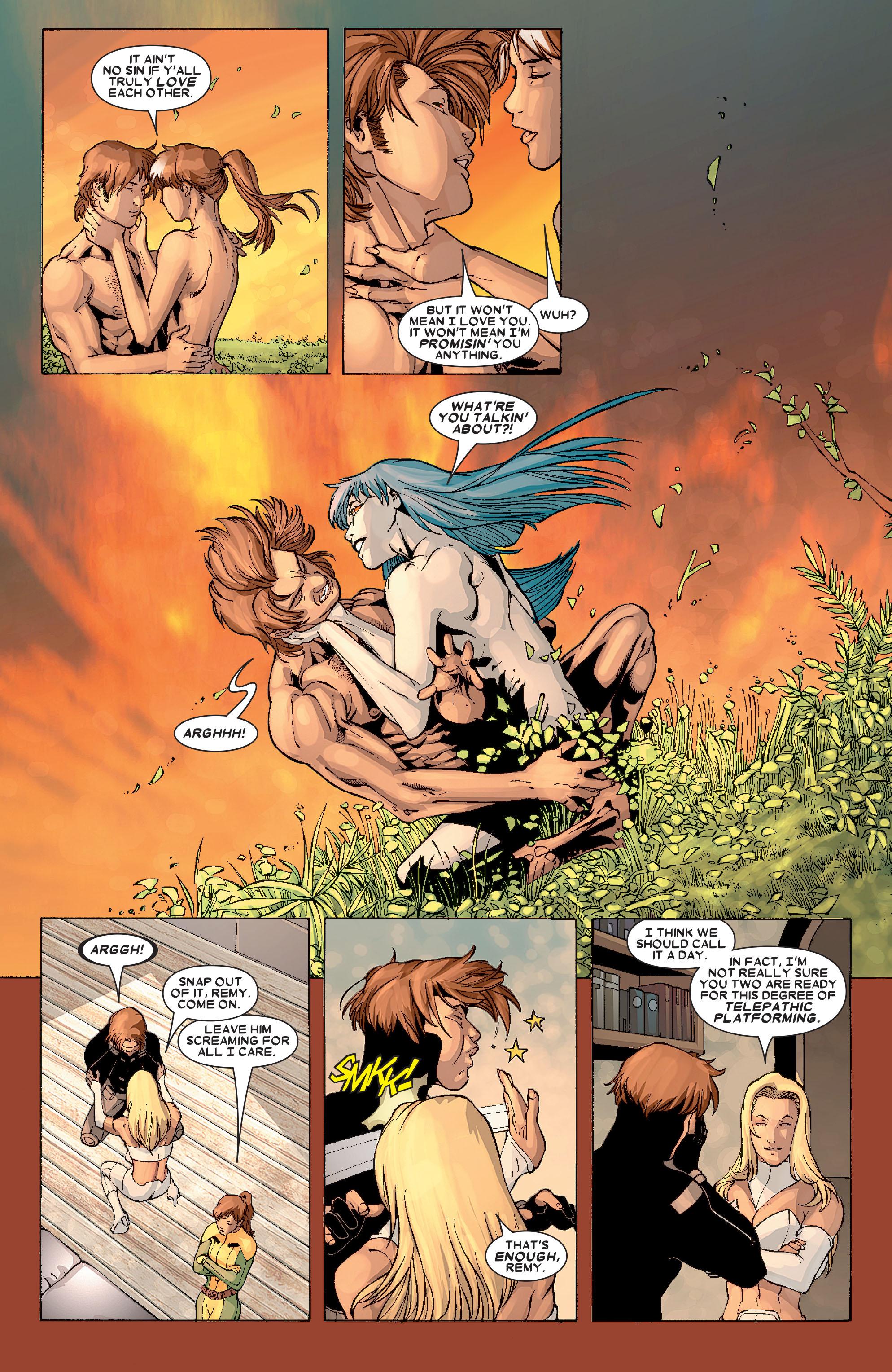 X-Men (1991) 172 Page 4