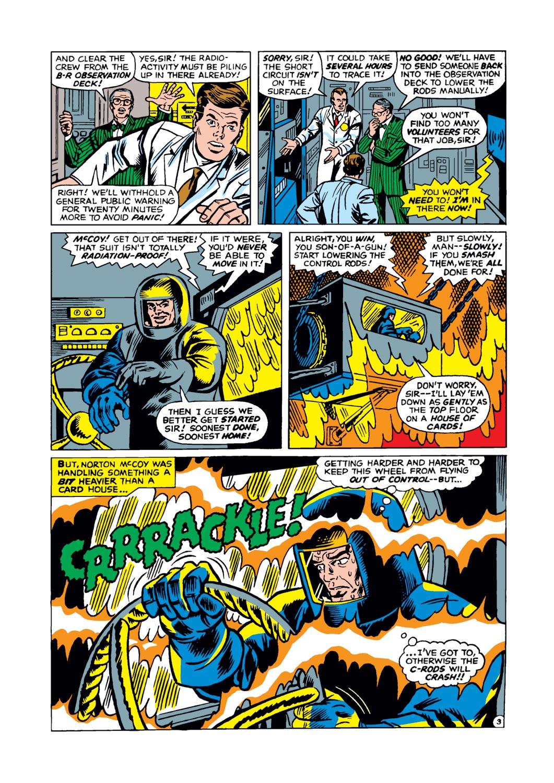 Read online Amazing Adventures (1970) comic -  Issue #17 - 6