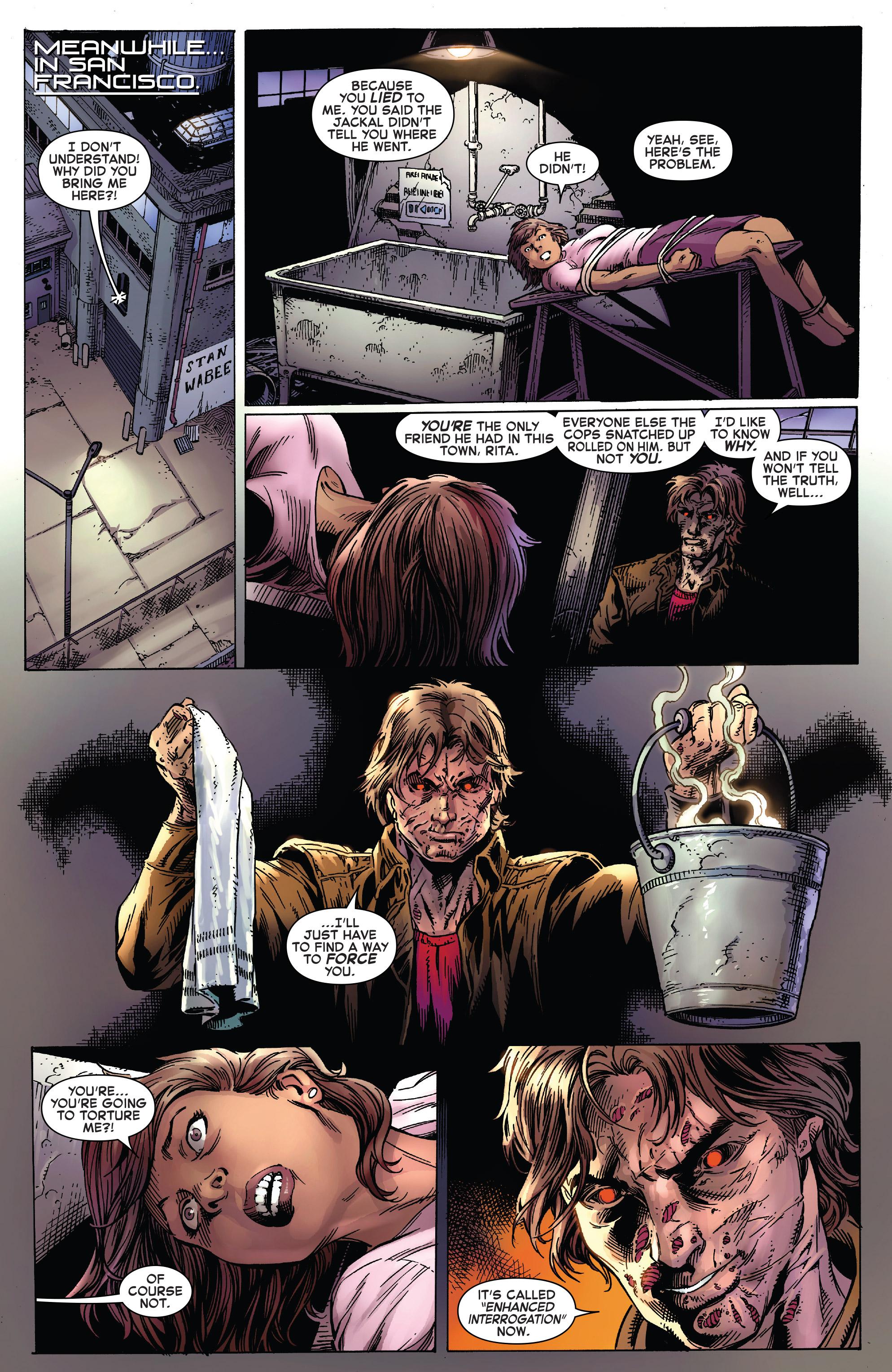 Read online Ben Reilly: Scarlet Spider comic -  Issue #2 - 6
