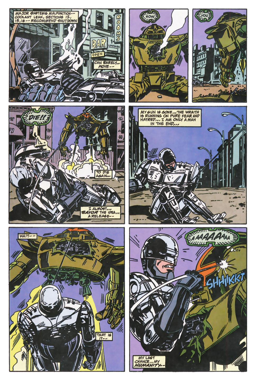 Read online Robocop (1990) comic -  Issue #11 - 20