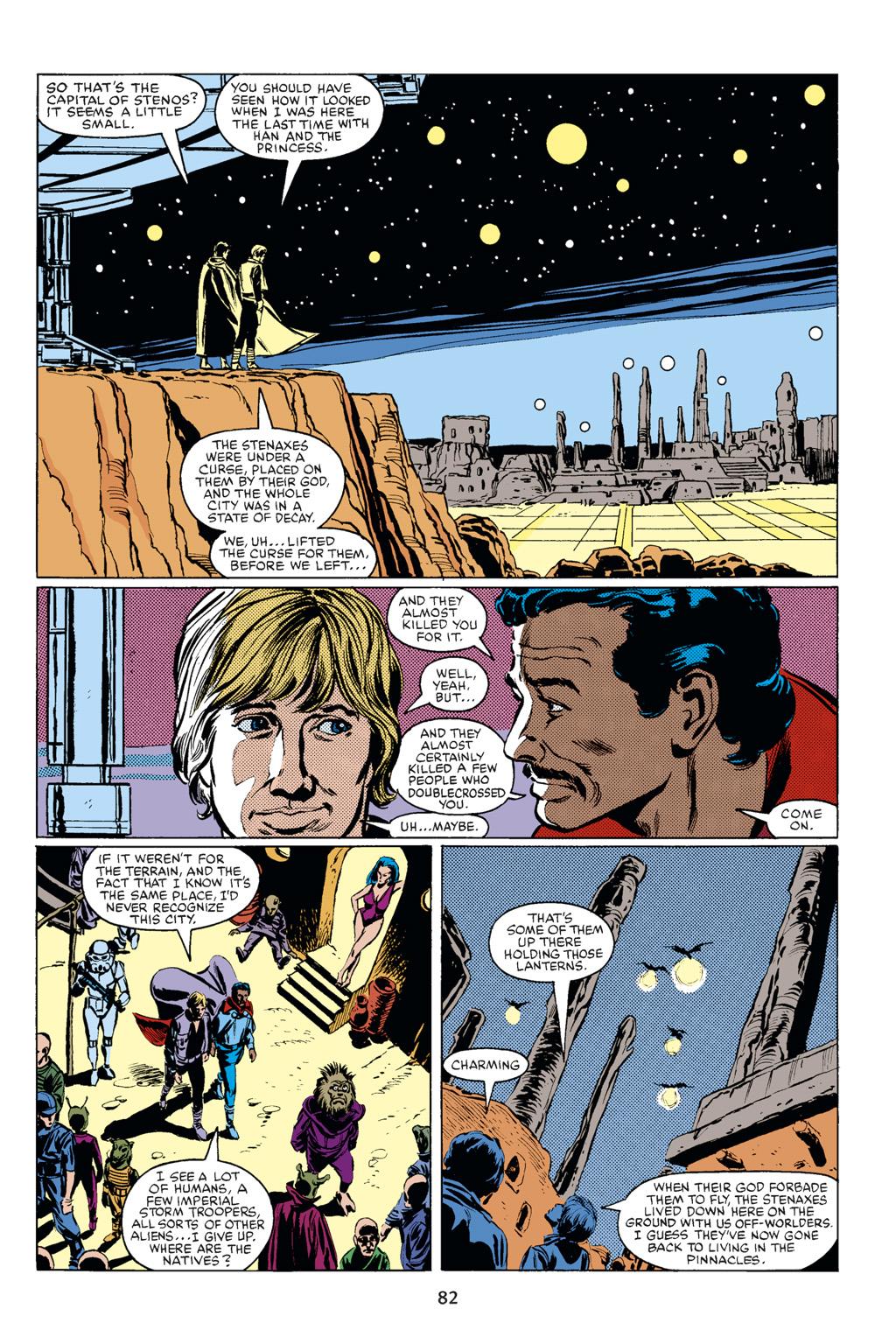 Read online Star Wars Omnibus comic -  Issue # Vol. 18 - 74