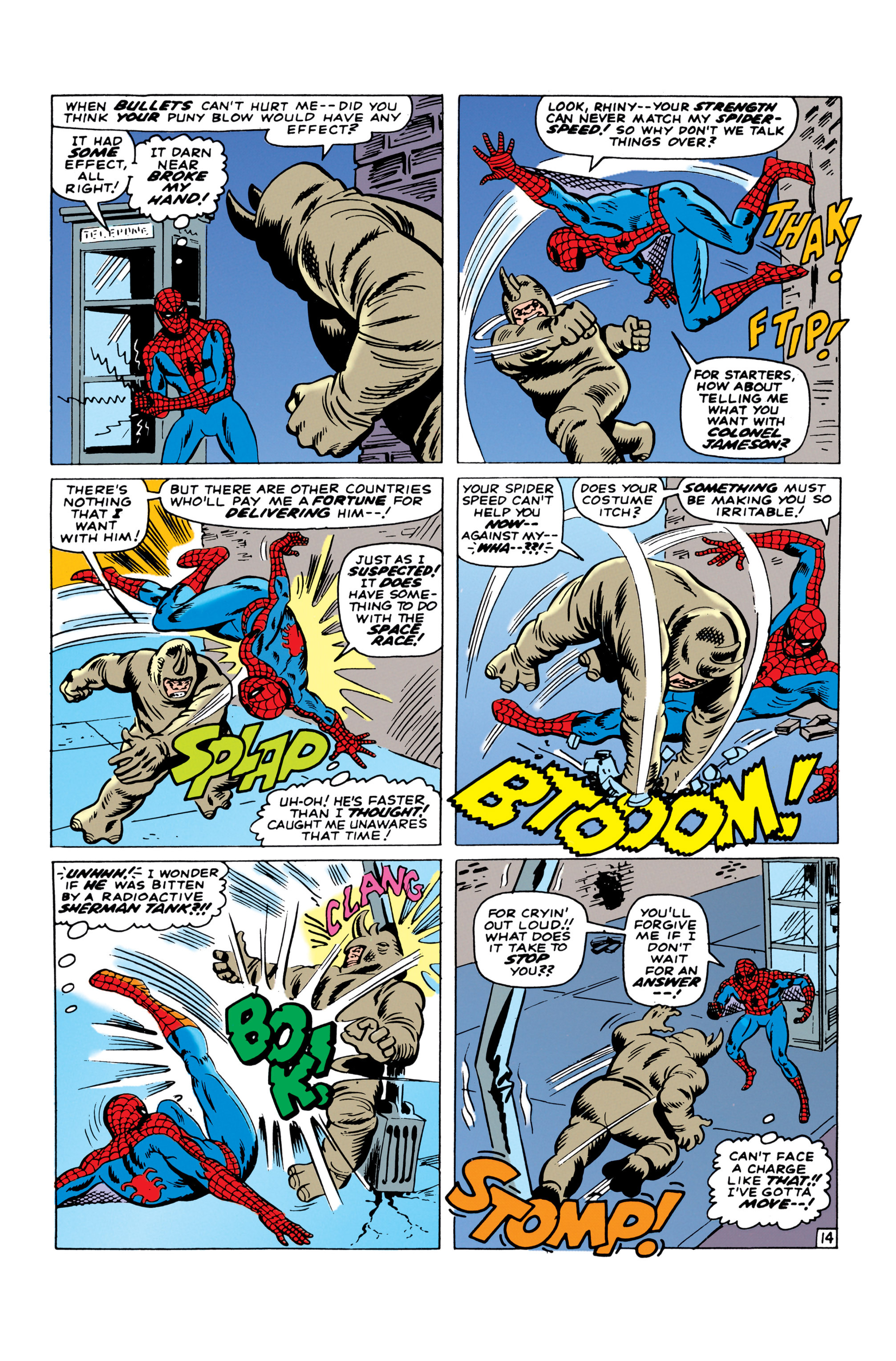 The Amazing Spider-Man (1963) 41 Page 14