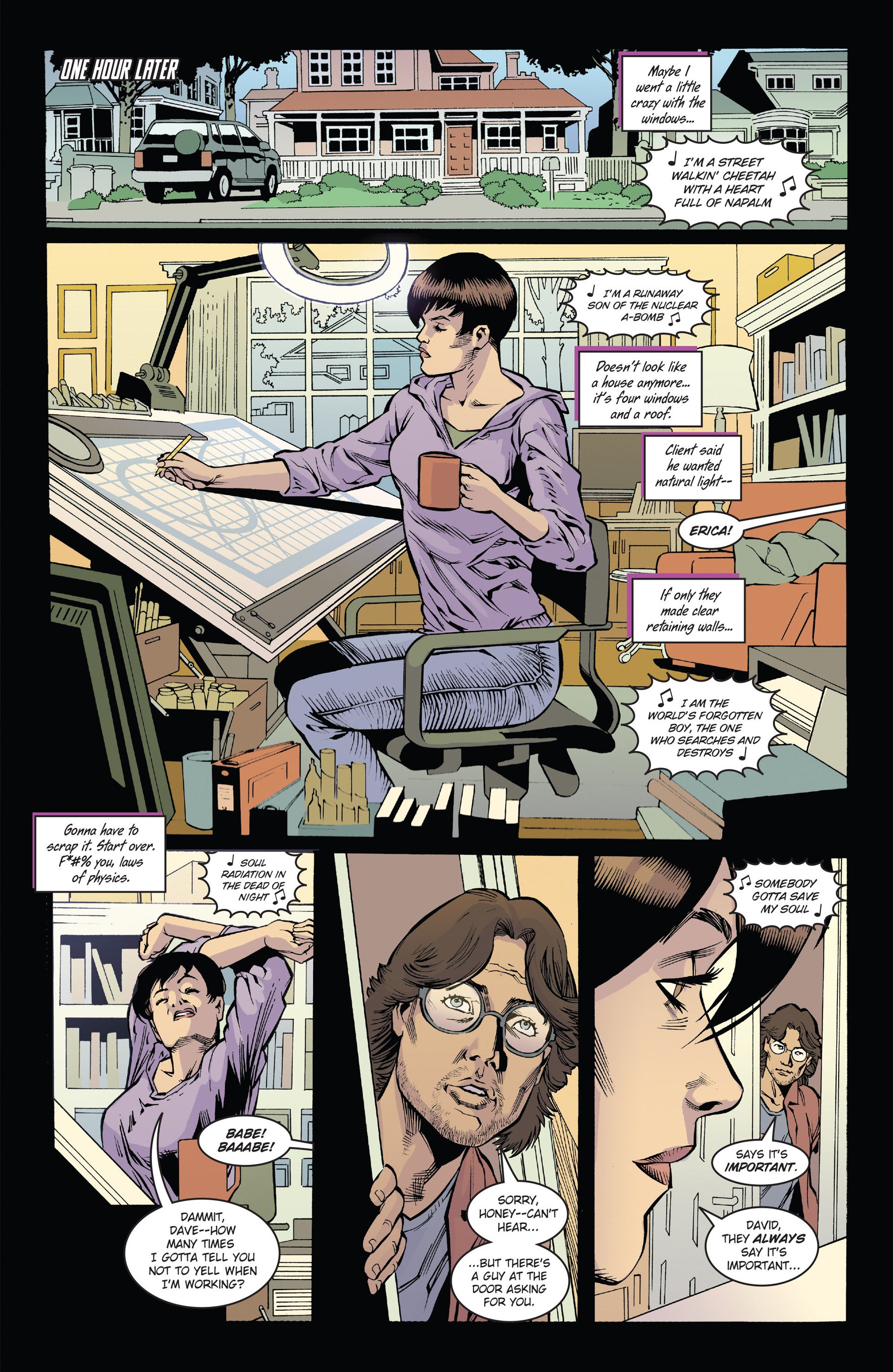Read online Solar: Man of the Atom (2014) comic -  Issue #1 - 17