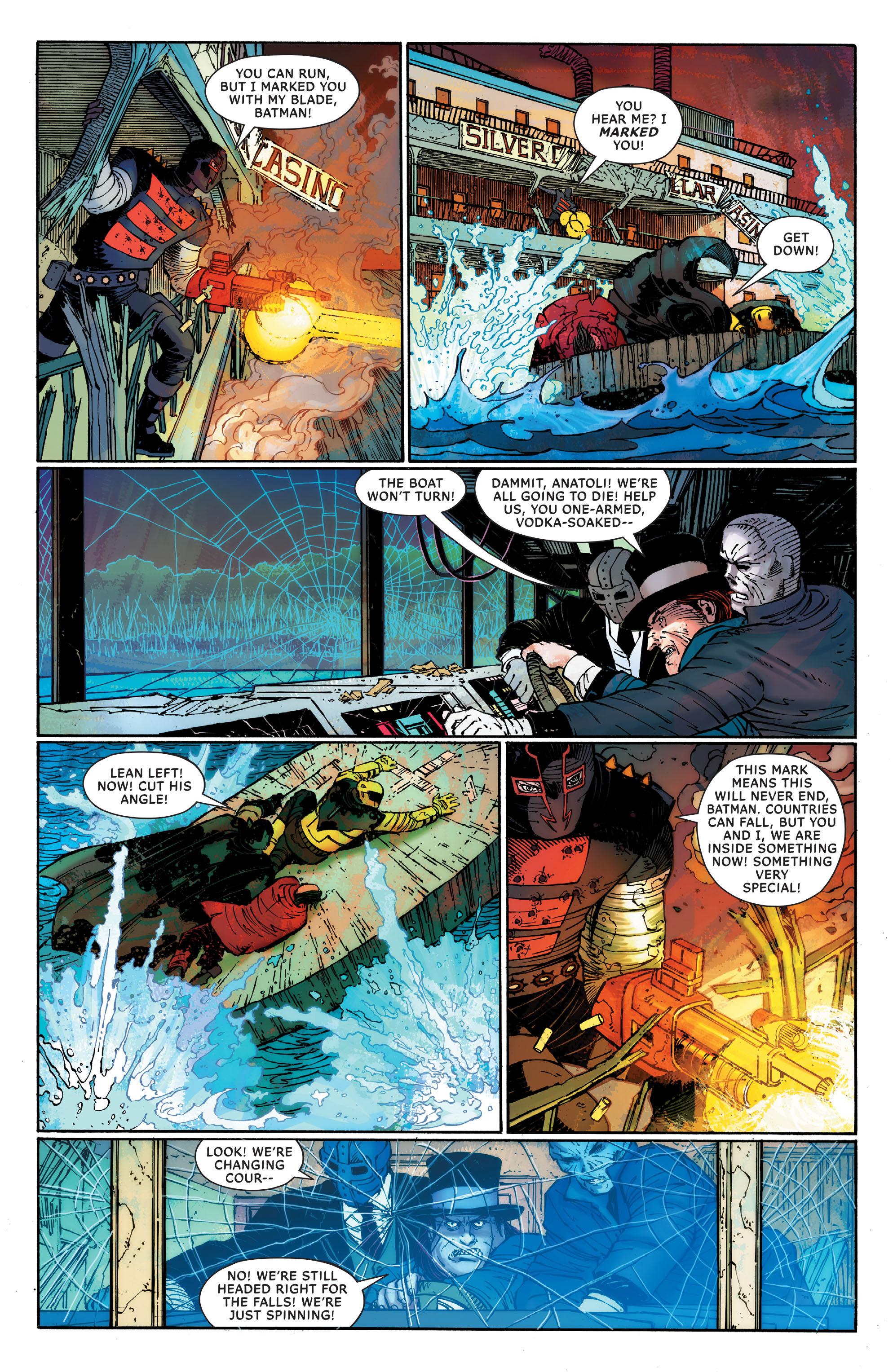 Read online All-Star Batman comic -  Issue #5 - 9