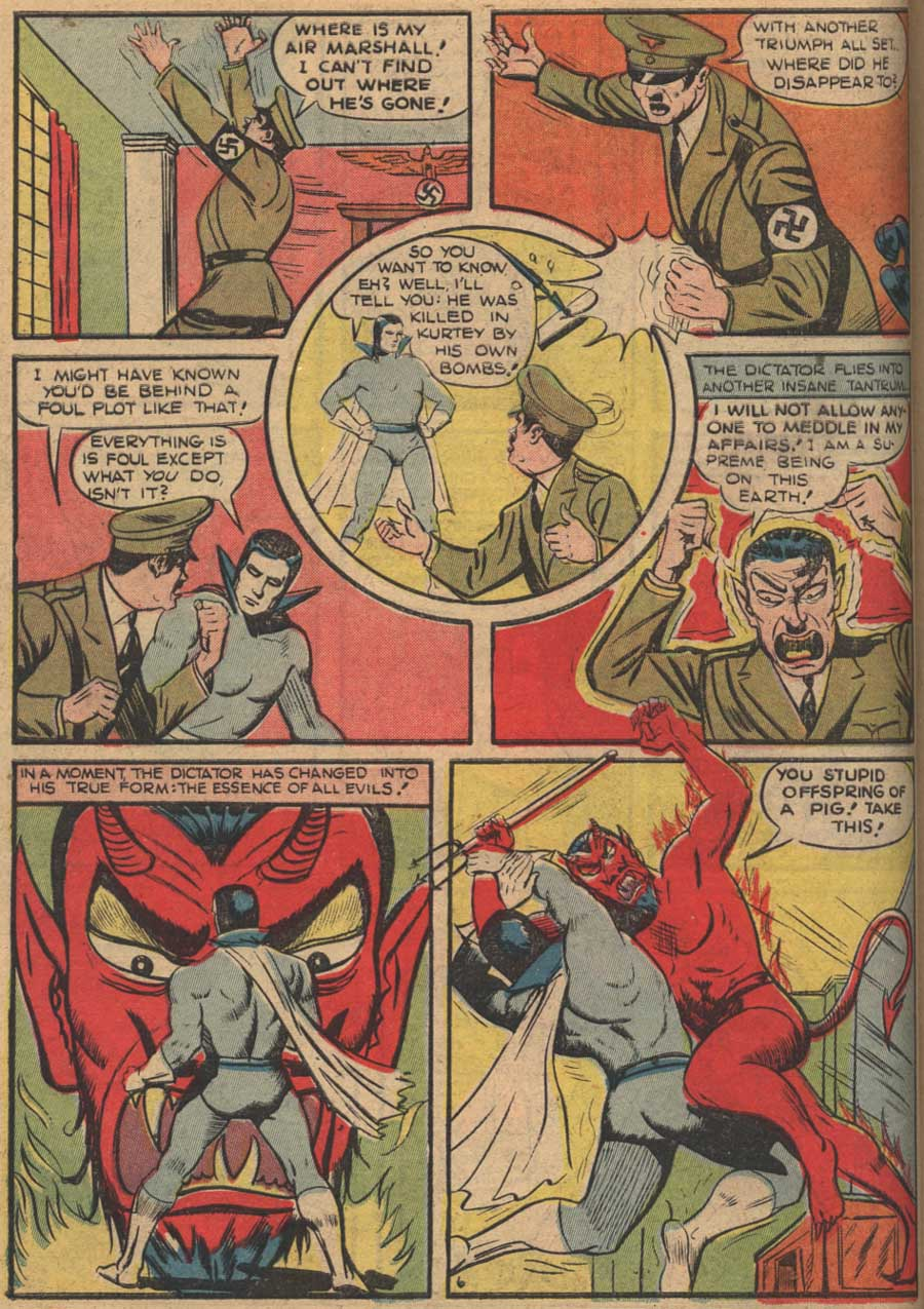 Blue Ribbon Comics (1939) issue 16 - Page 8