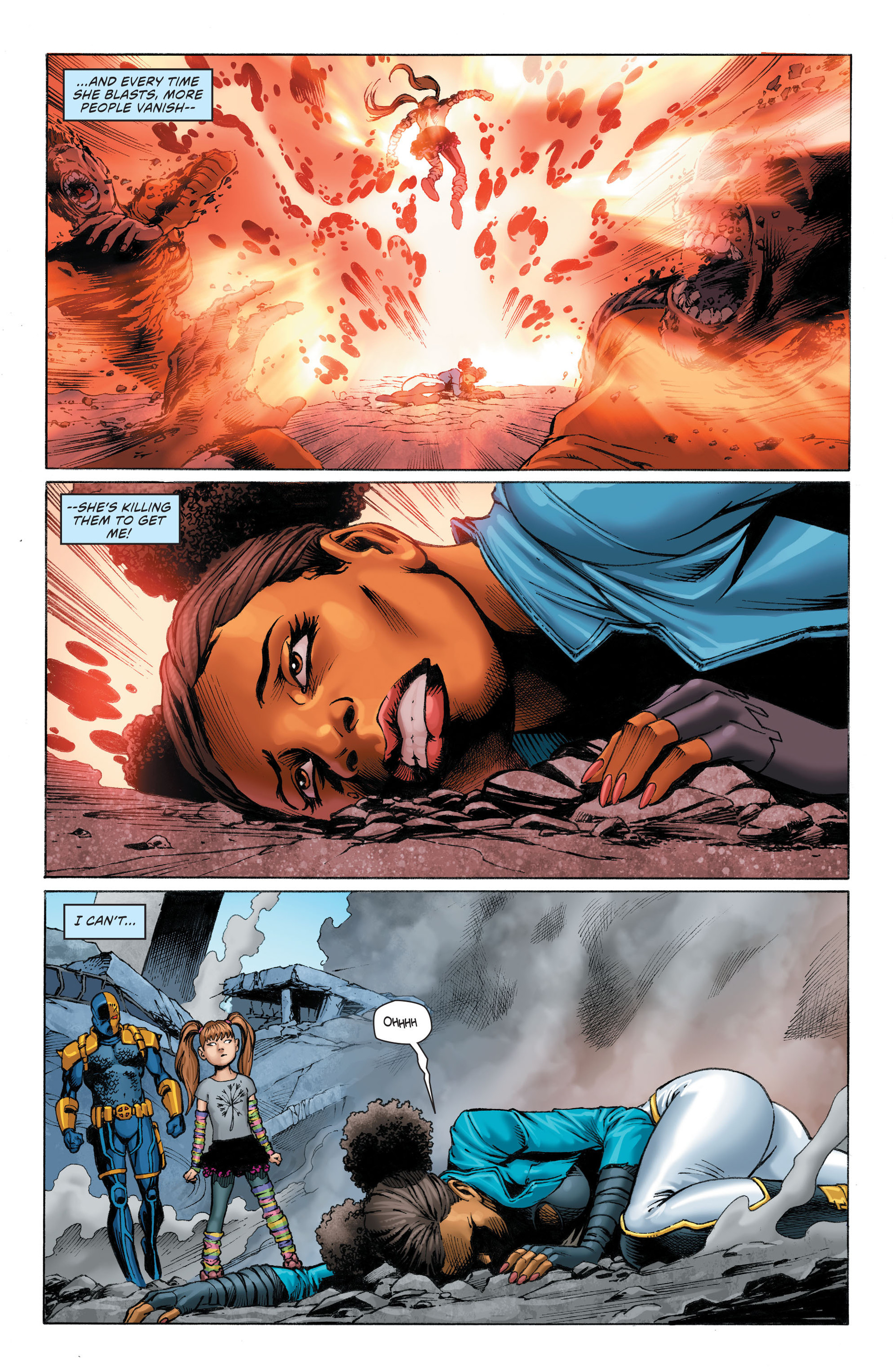 Read online Worlds' Finest: Futures End comic -  Issue # Full - 20