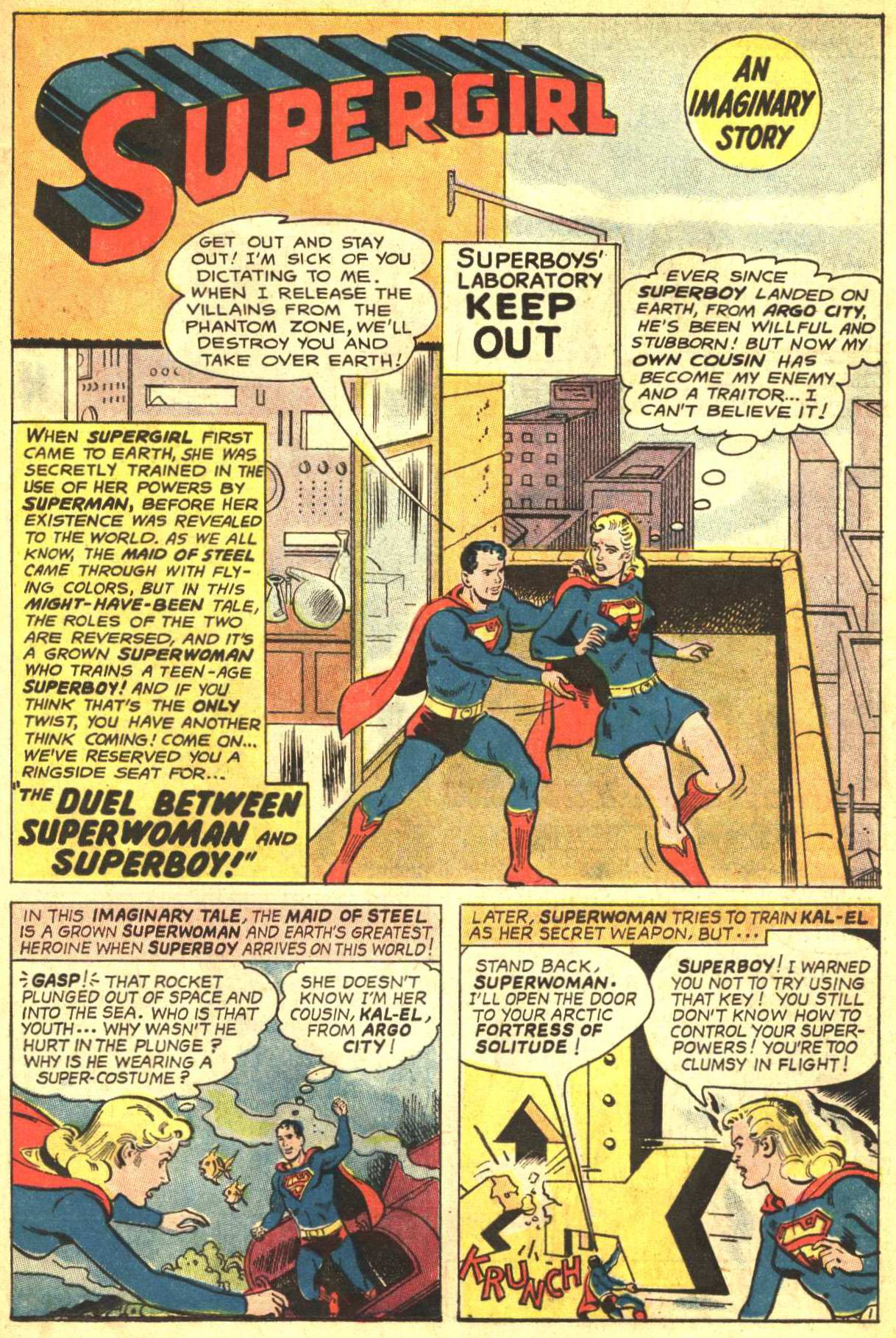 Read online Action Comics (1938) comic -  Issue #333 - 19
