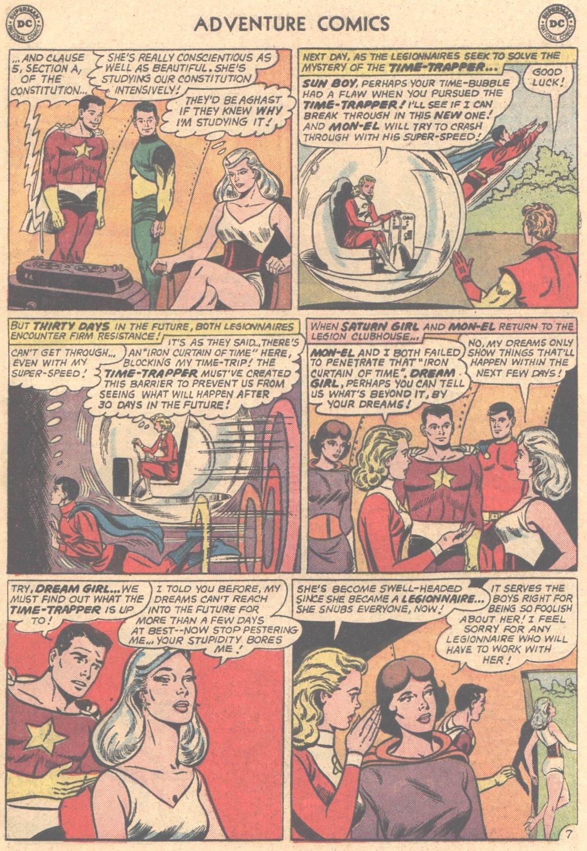 Read online Adventure Comics (1938) comic -  Issue #317 - 9