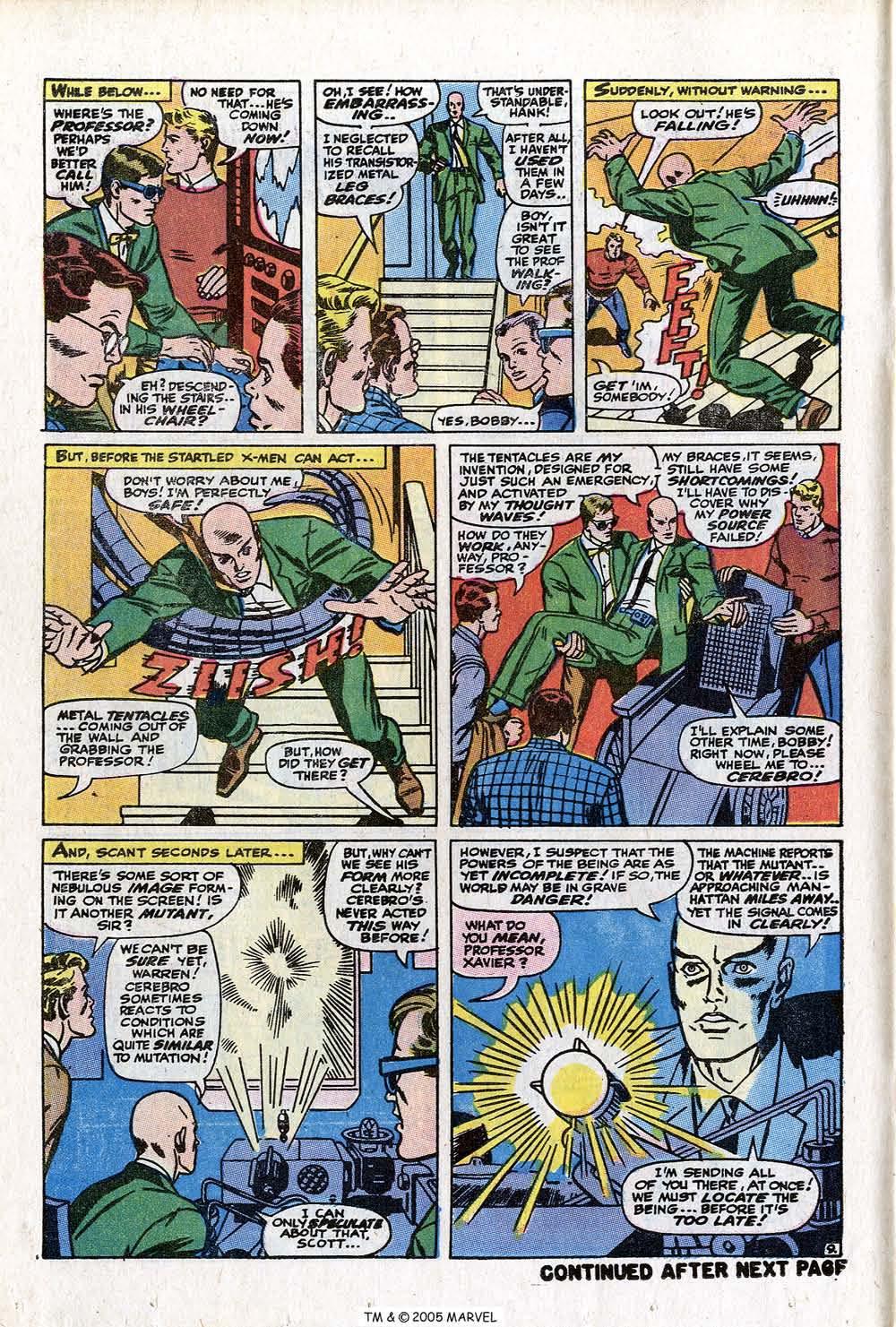 Read online Uncanny X-Men (1963) comic -  Issue #73 - 14