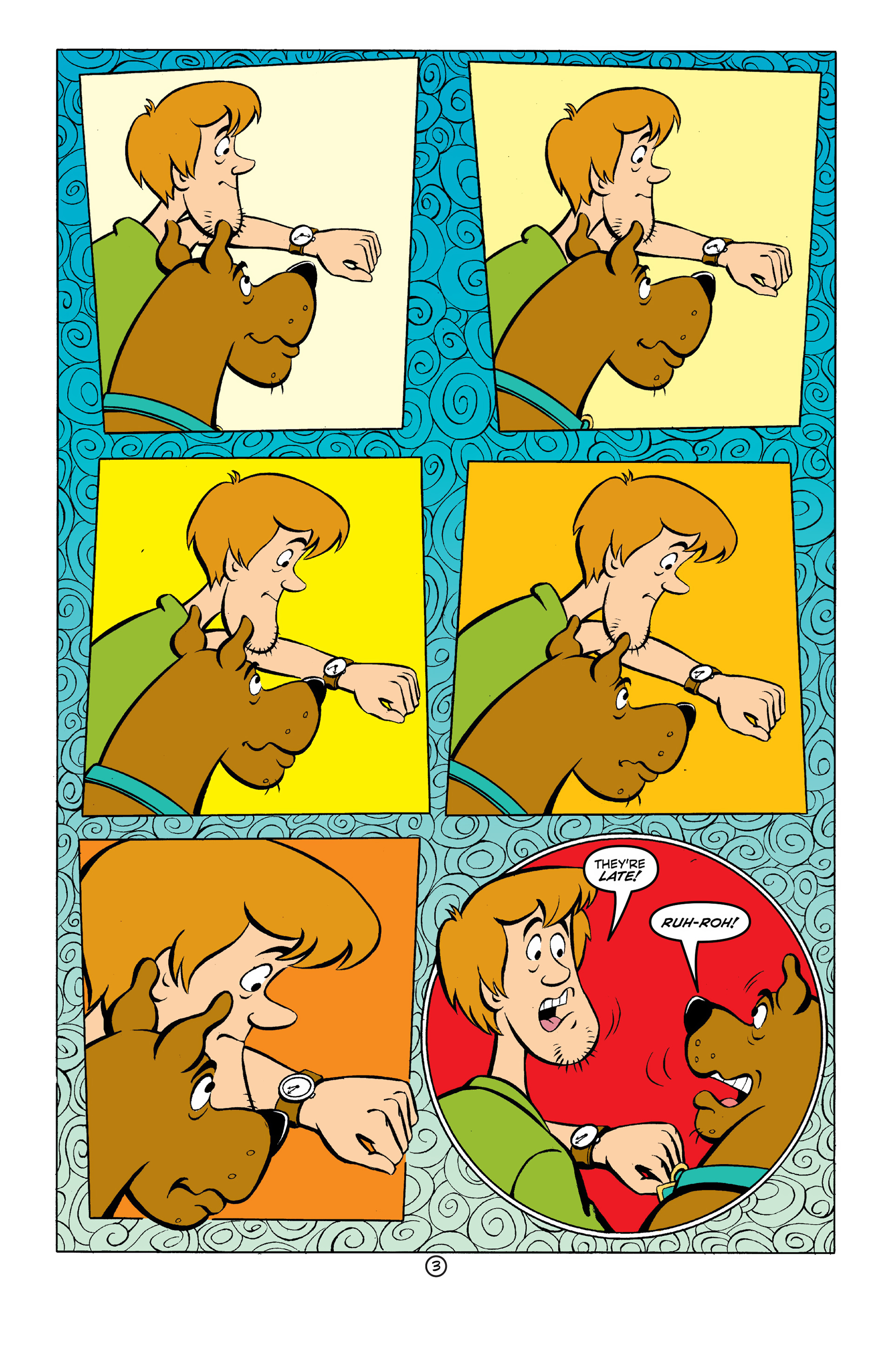 Read online Scooby-Doo (1997) comic -  Issue #45 - 13