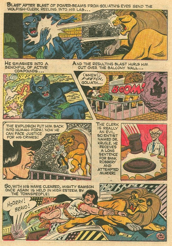 Hanna-Barbera Super TV Heroes 3 Page 27