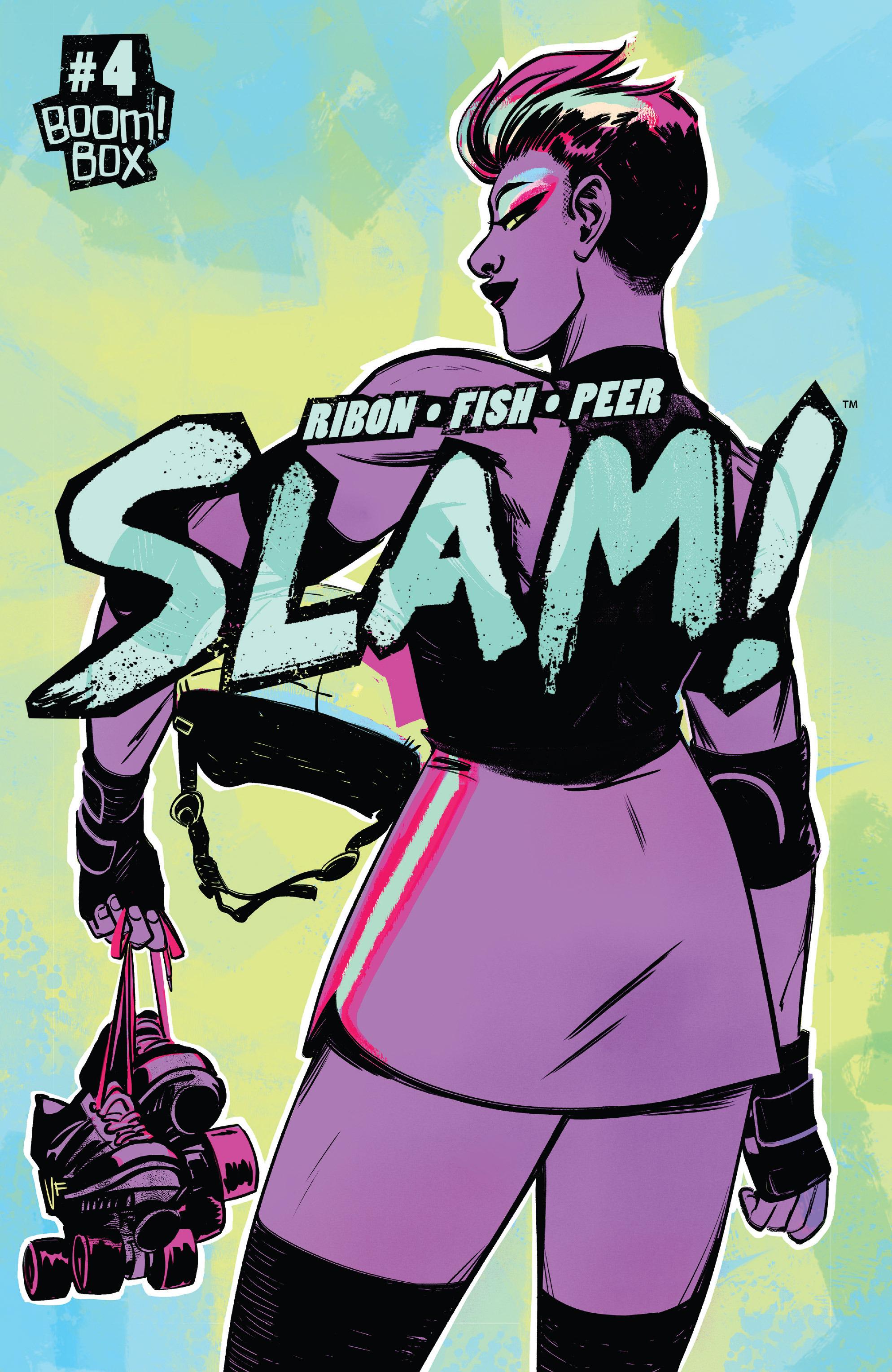 Read online Slam! comic -  Issue #4 - 1