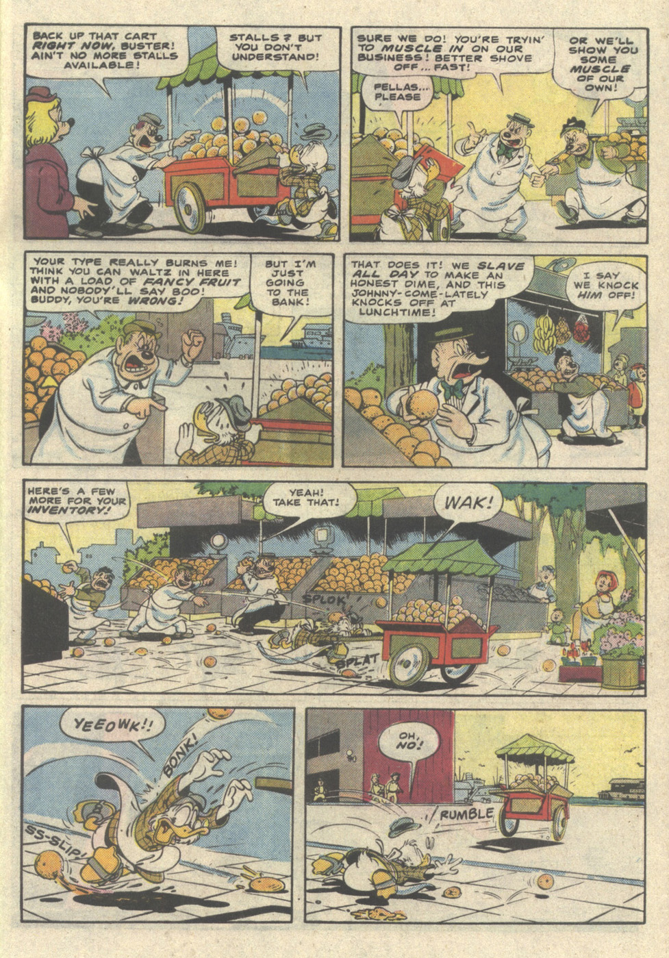 Read online Uncle Scrooge (1953) comic -  Issue #225 - 33