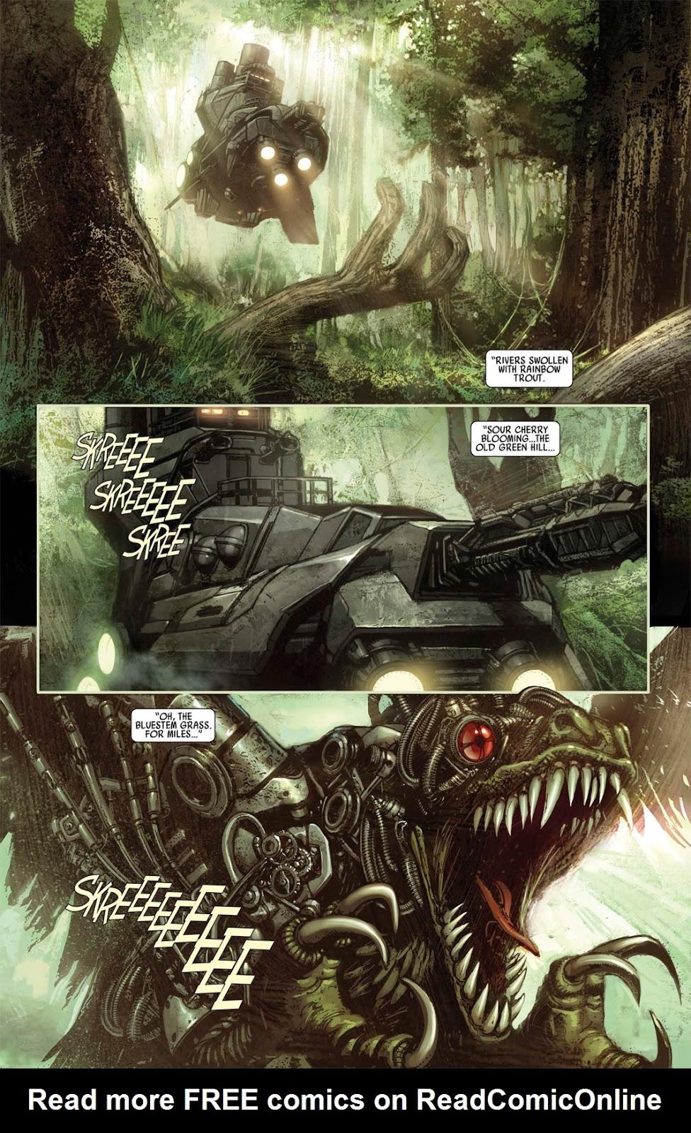 Read online After Dark comic -  Issue #2 - 35