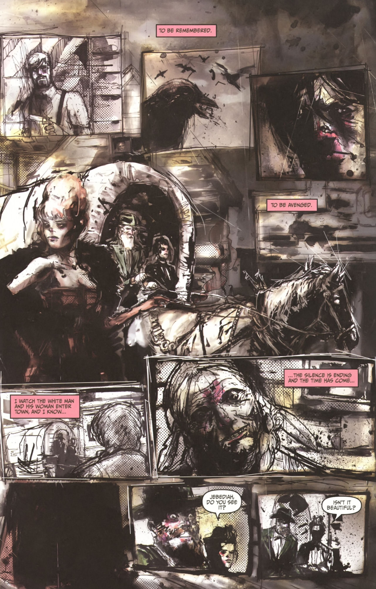 Read online Silent Hill: Past Life comic -  Issue #1 - 11