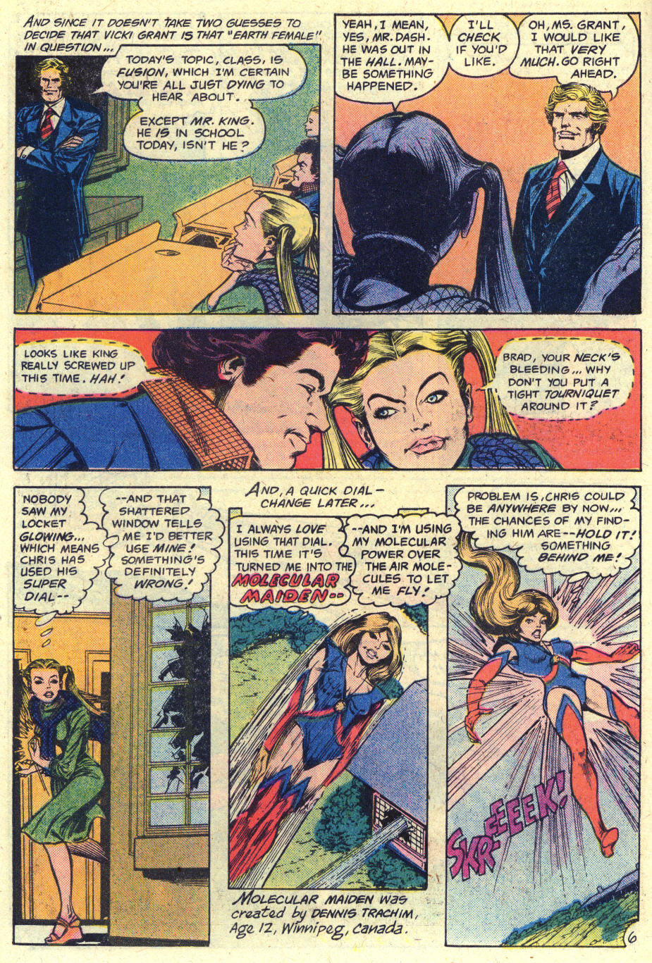 Read online Adventure Comics (1938) comic -  Issue #480 - 7