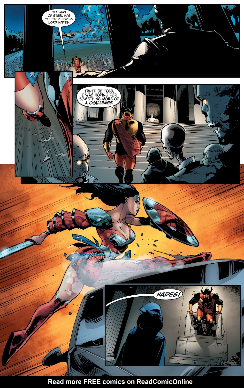 Read online Smallville Season 11 [II] comic -  Issue # TPB 5 - 113