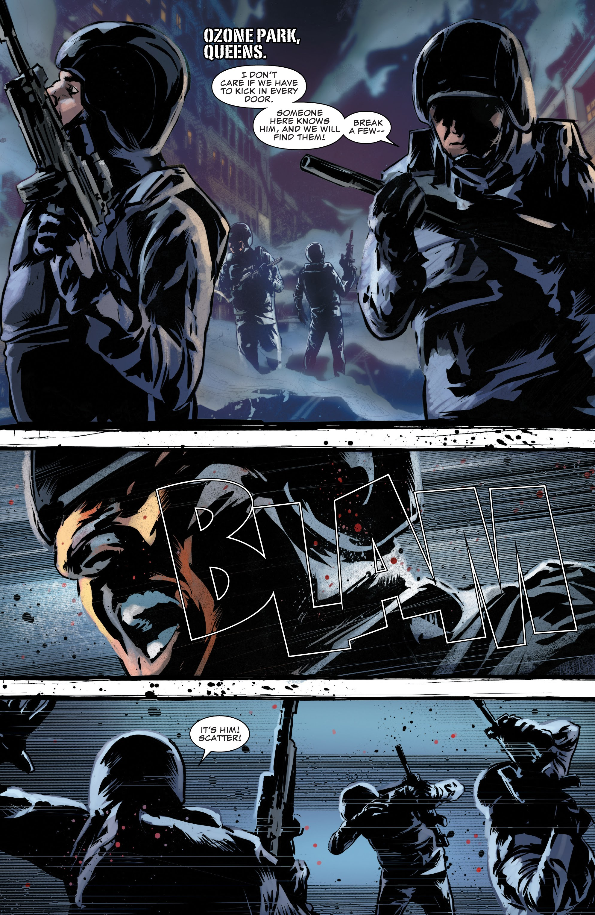 Read online The Punisher (2018) comic -  Issue #14 - 11