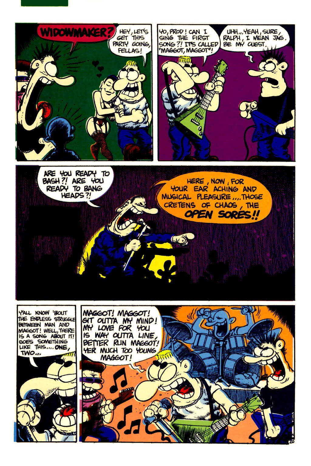 Ralph Snart Adventures (1988) issue 6 - Page 21