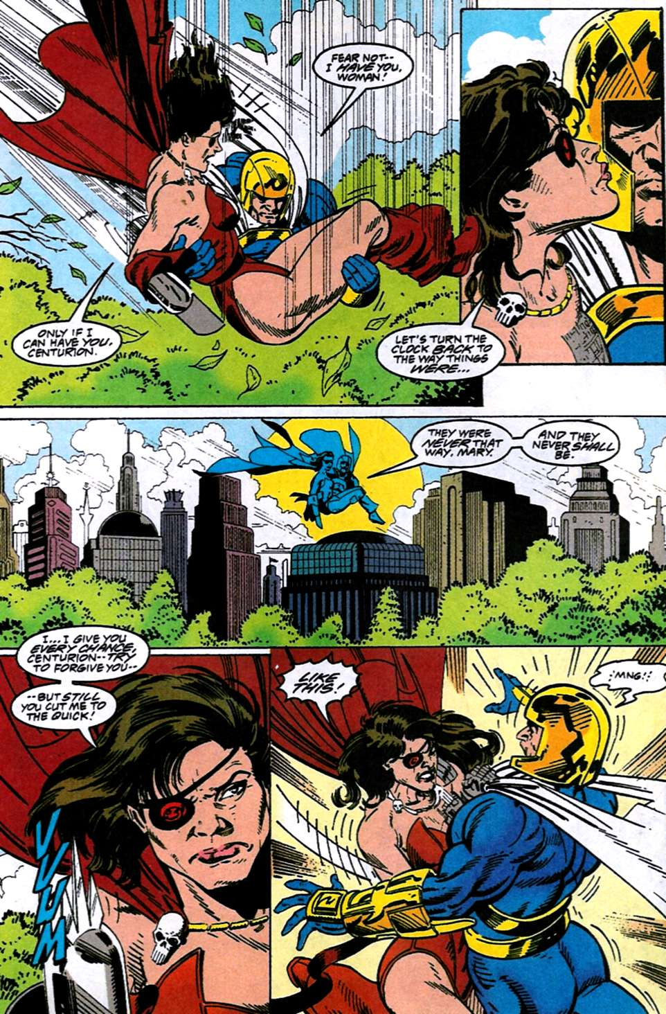 Read online Adventures of Superman (1987) comic -  Issue #516 - 11