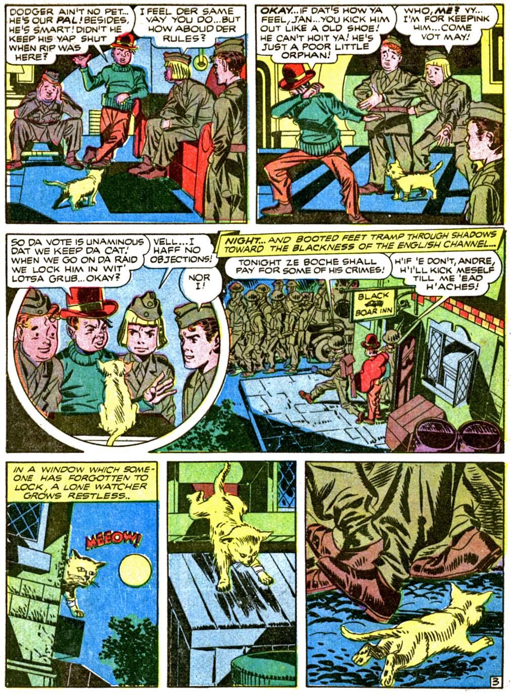 Boy Commandos issue 2 - Page 59