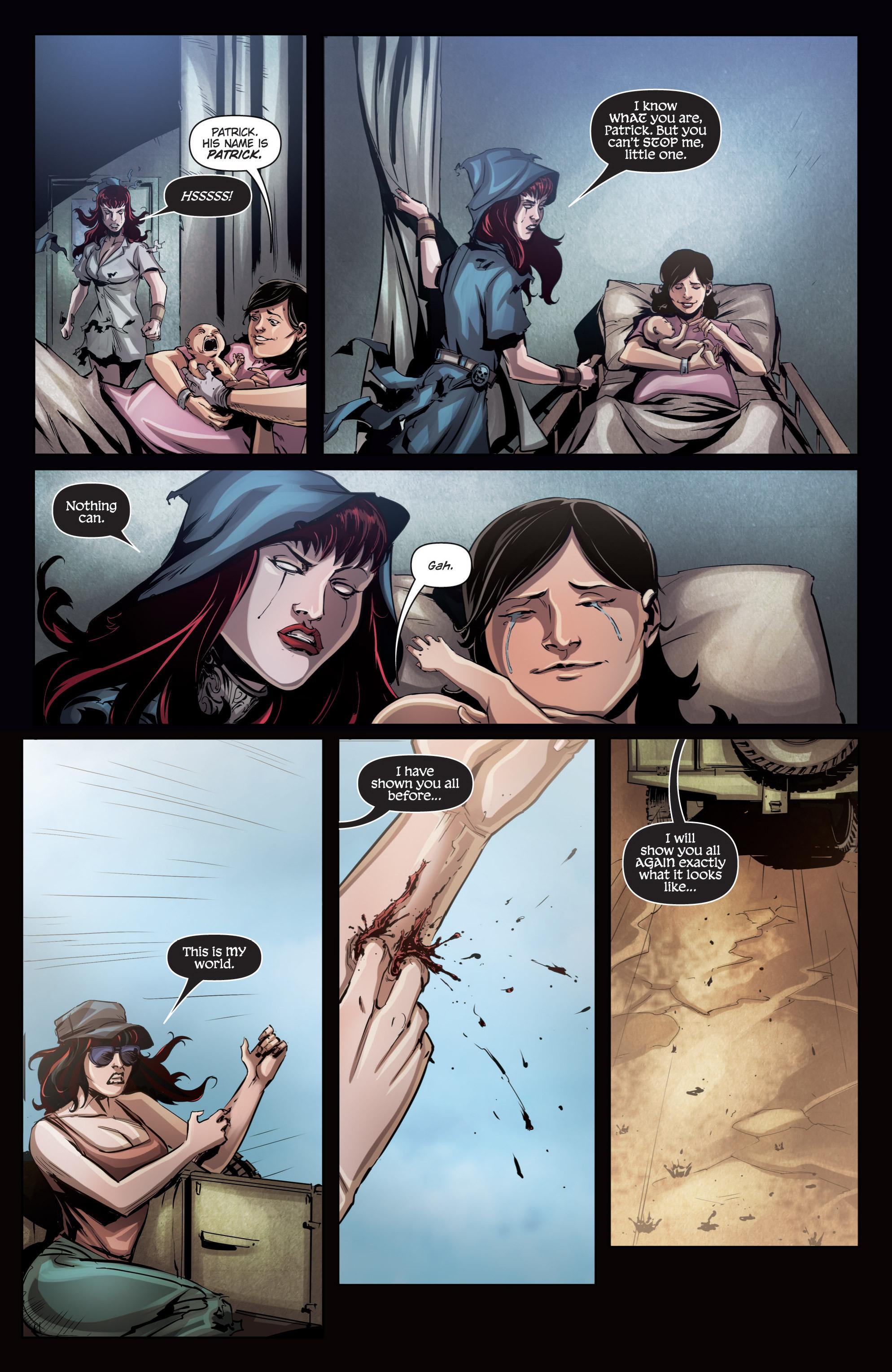 Read online Grimm Fairy Tales presents No Tomorrow comic -  Issue # TPB - 85