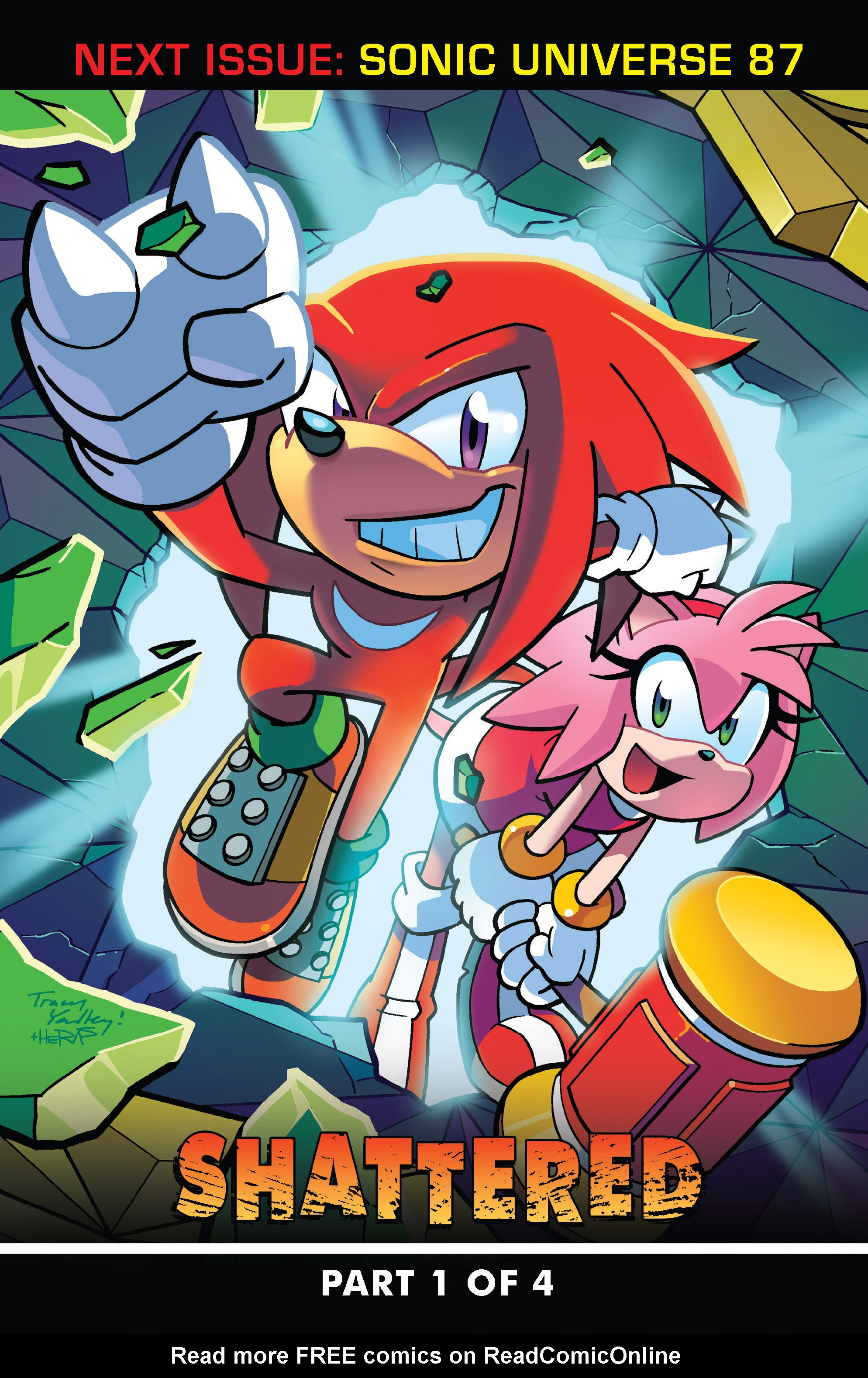 Read online Sonic Universe comic -  Issue #86 - 24
