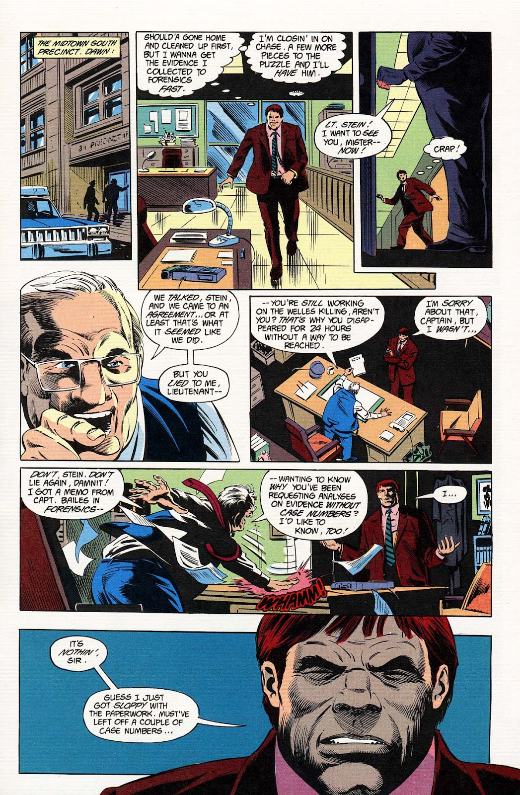 Vigilante (1983) issue 32 - Page 31