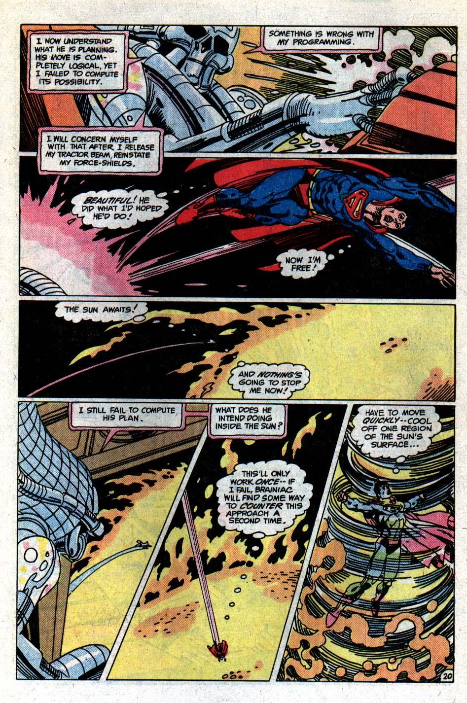 Action Comics (1938) 546 Page 20