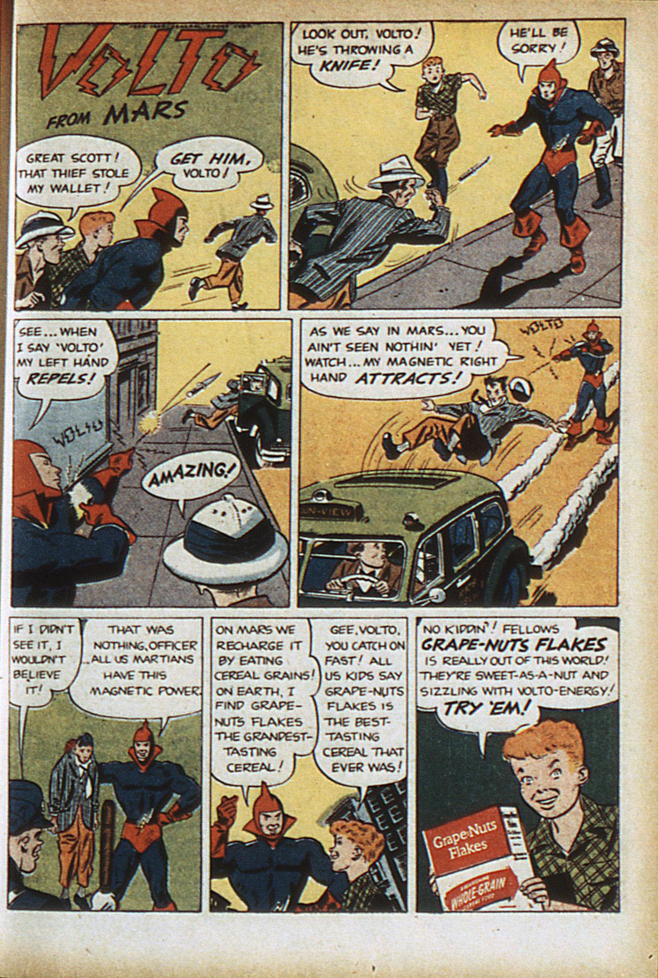Read online Adventure Comics (1938) comic -  Issue #96 - 32