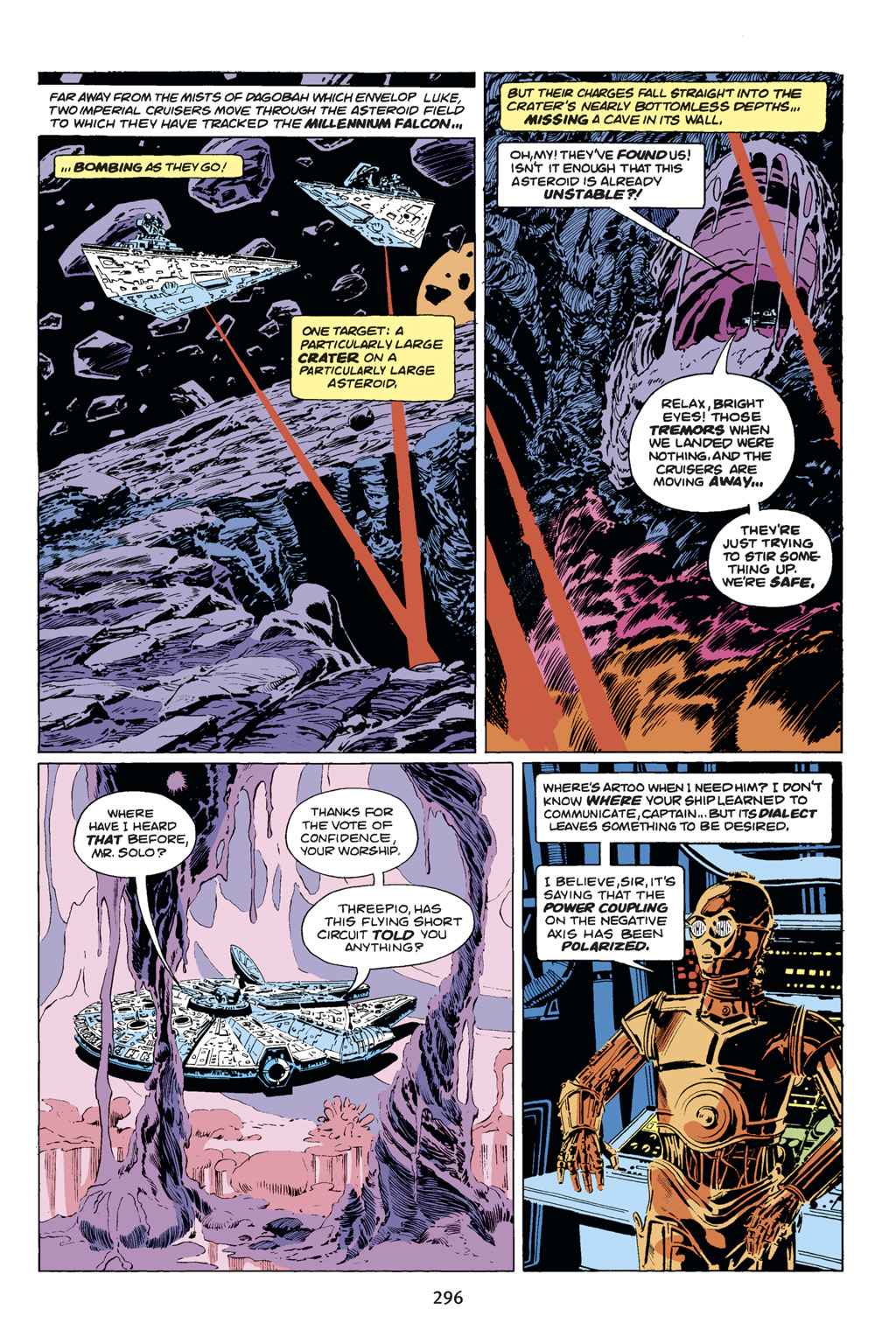 Read online Star Wars Omnibus comic -  Issue # Vol. 14 - 294