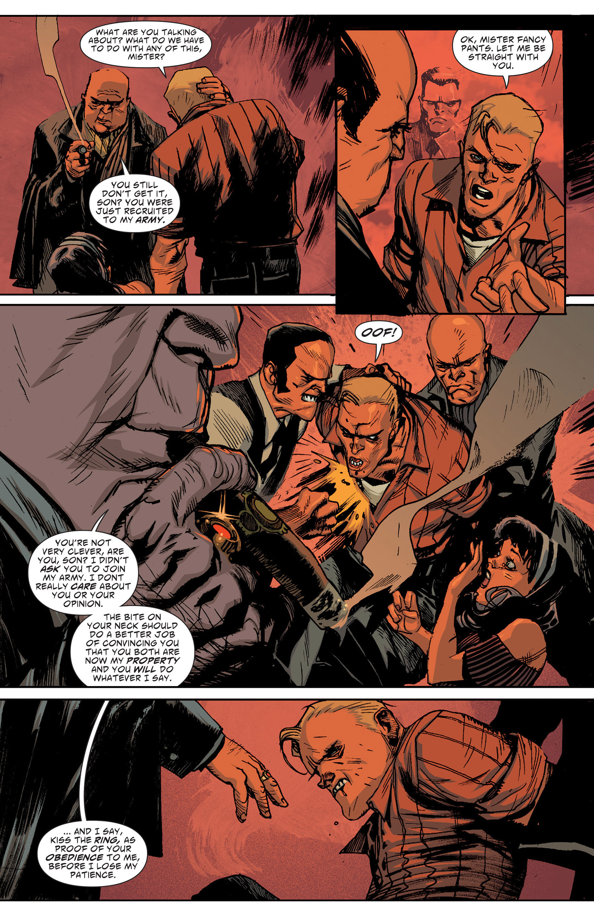 Read online American Vampire: The Long Road To Hell comic -  Issue # Full - 9