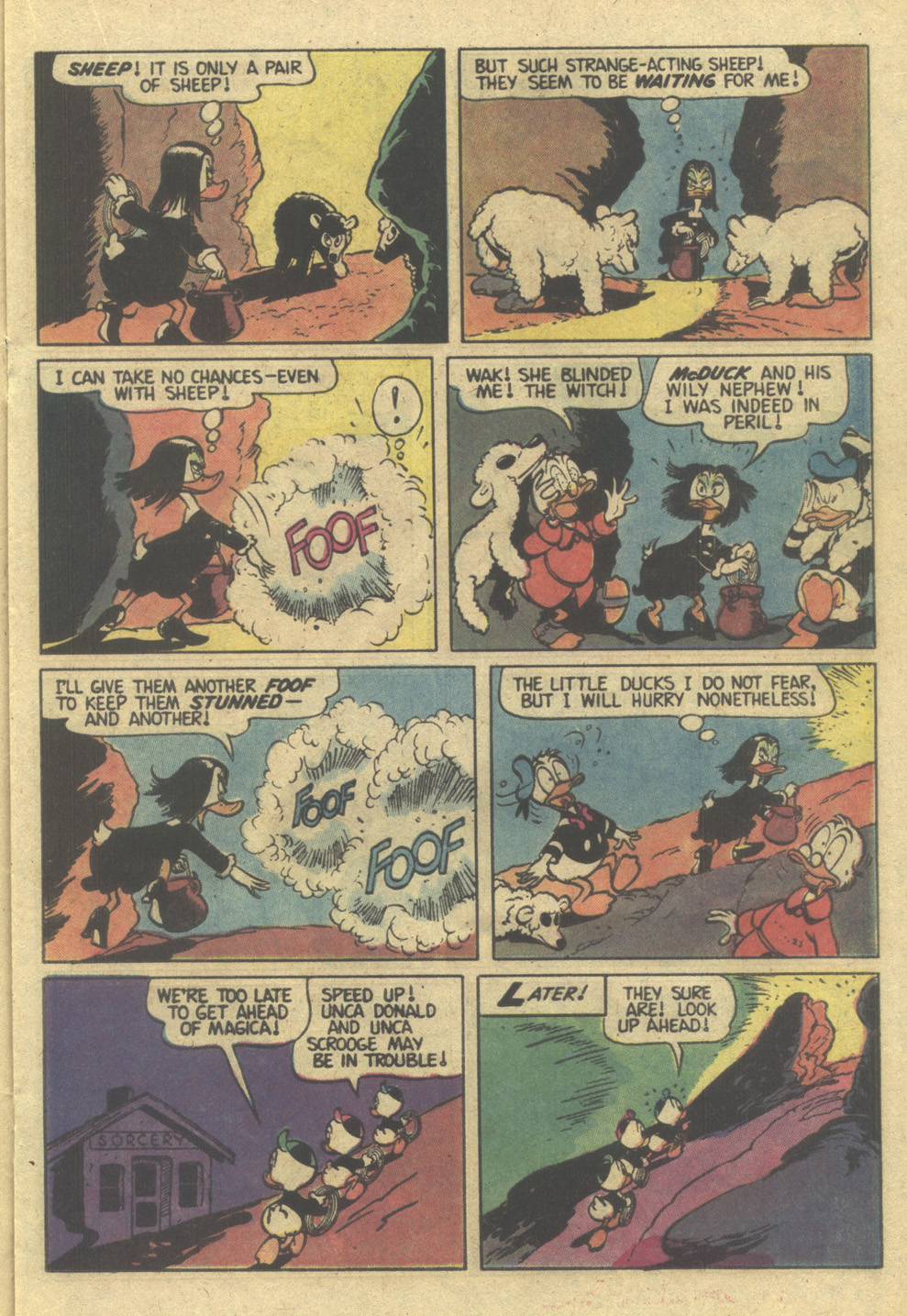 Read online Uncle Scrooge (1953) comic -  Issue #207 - 17
