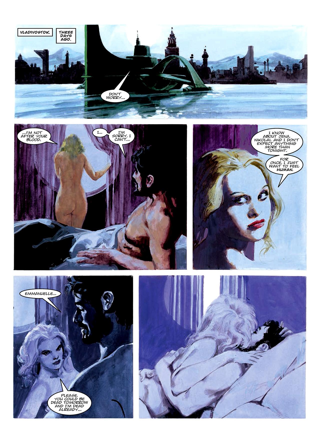 Read online Nikolai Dante comic -  Issue # TPB 10 - 178