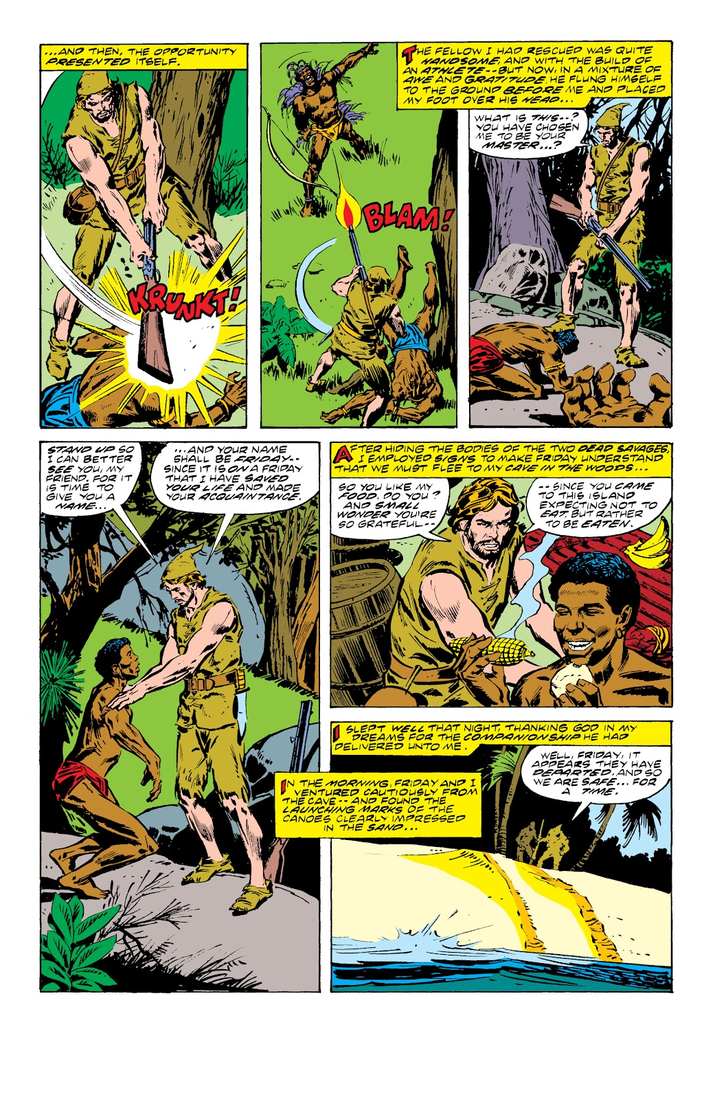 Marvel Classics Comics Series Featuring issue 19 - Page 34
