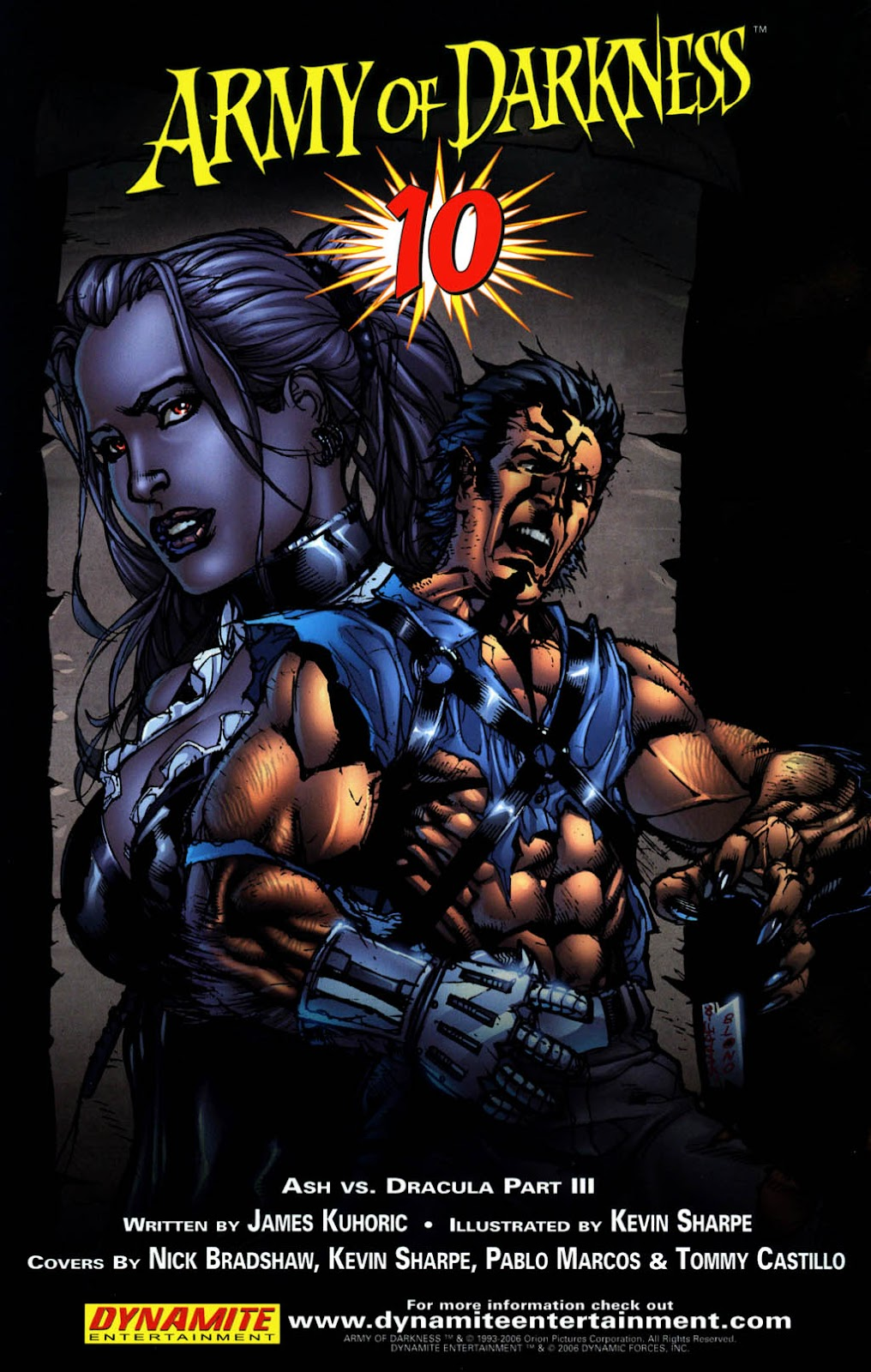 Army of Darkness (2006) Issue #9 #5 - English 24