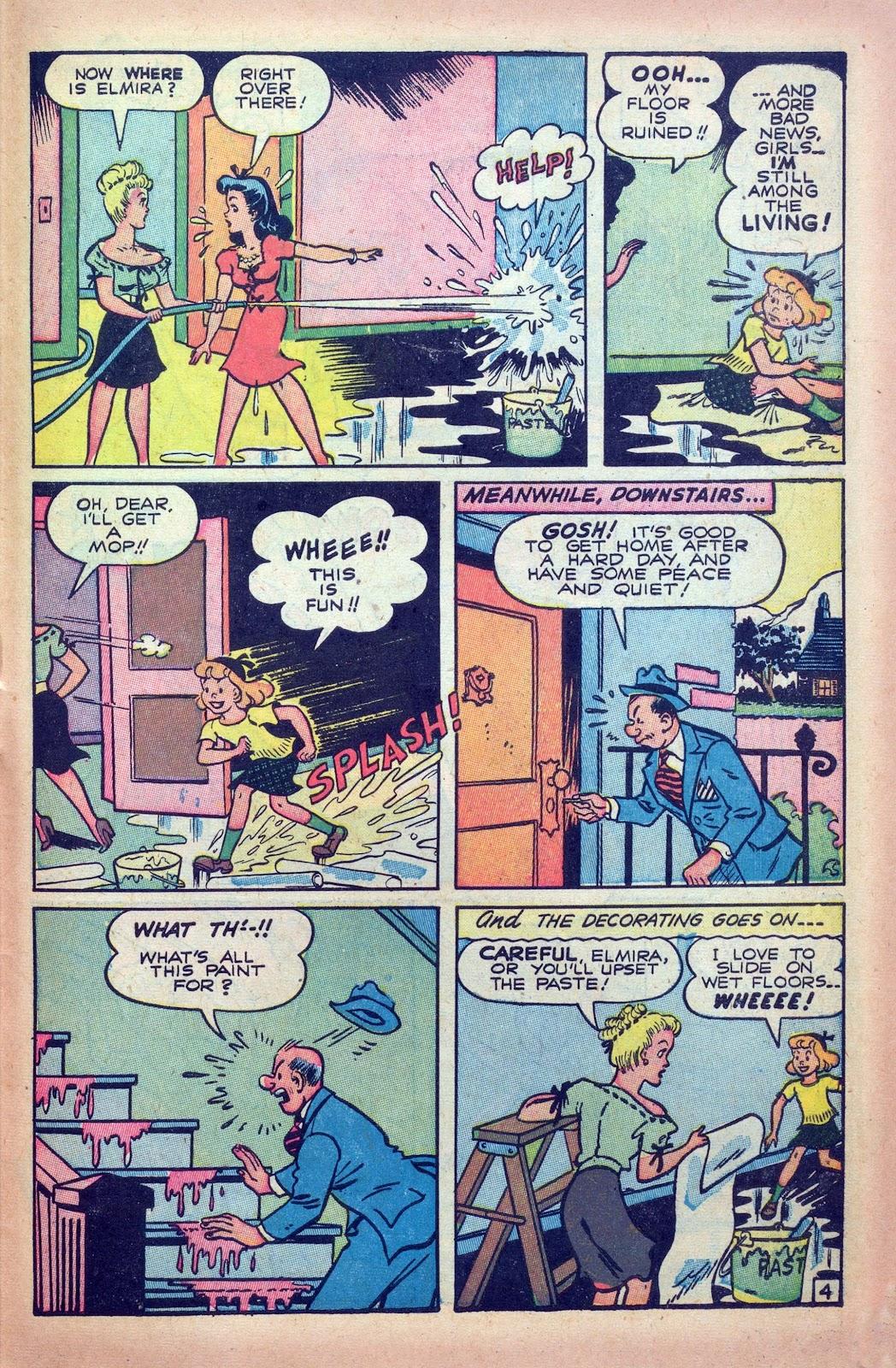 Read online Joker Comics comic -  Issue #27 - 43