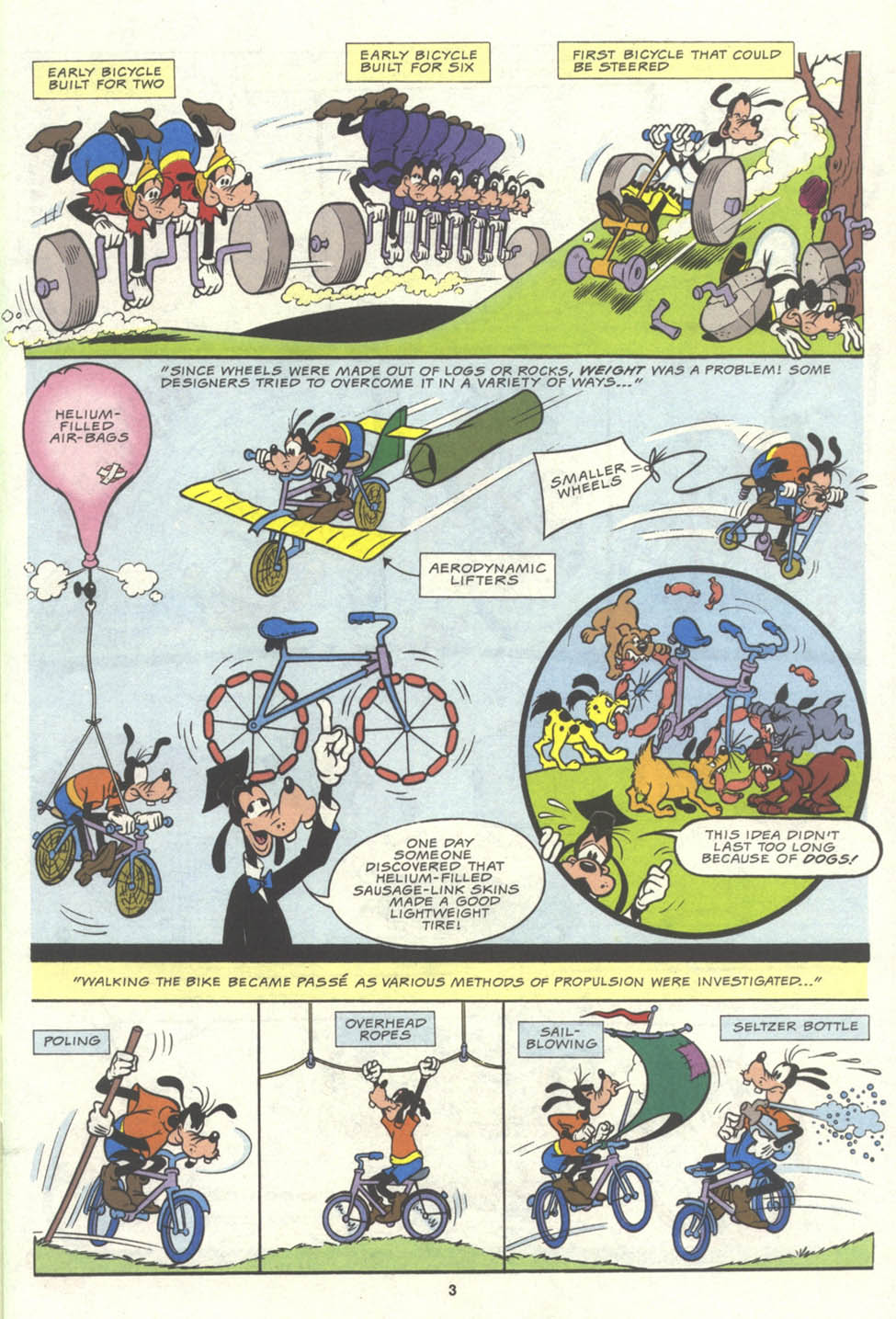 Walt Disney's Comics and Stories issue 576 - Page 17