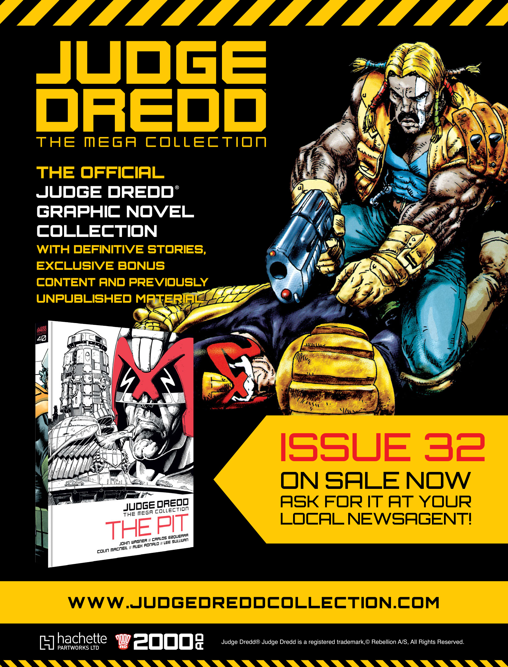 Read online 2000 AD comic -  Issue #1974 - 32