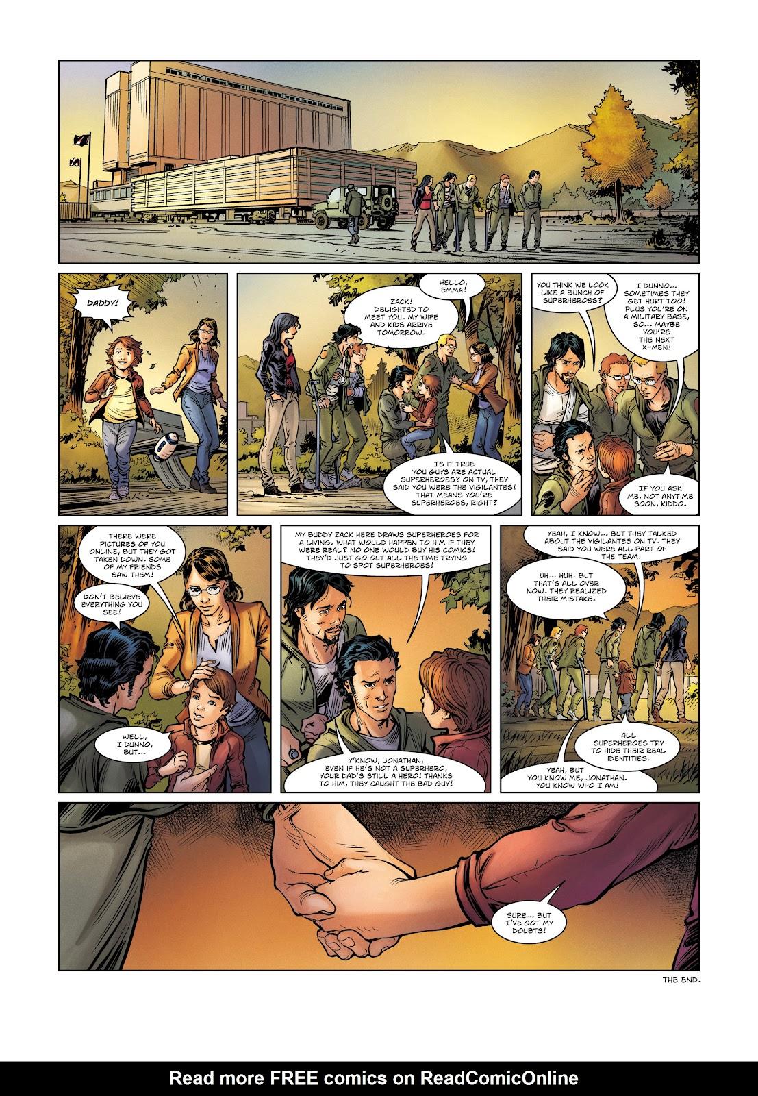 Read online Vigilantes comic -  Issue #4 - 48