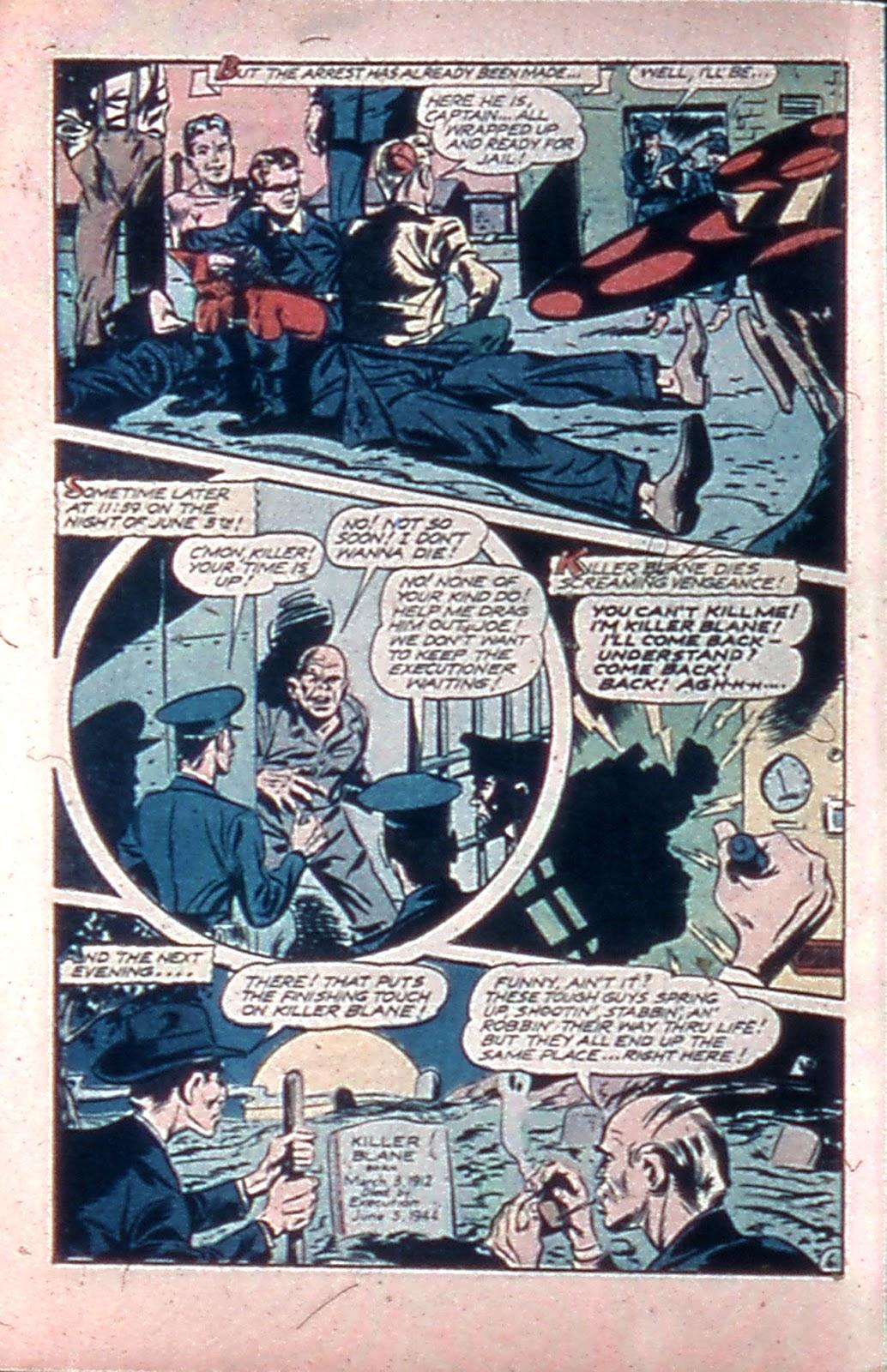 Read online Mystic Comics (1944) comic -  Issue #4 - 8