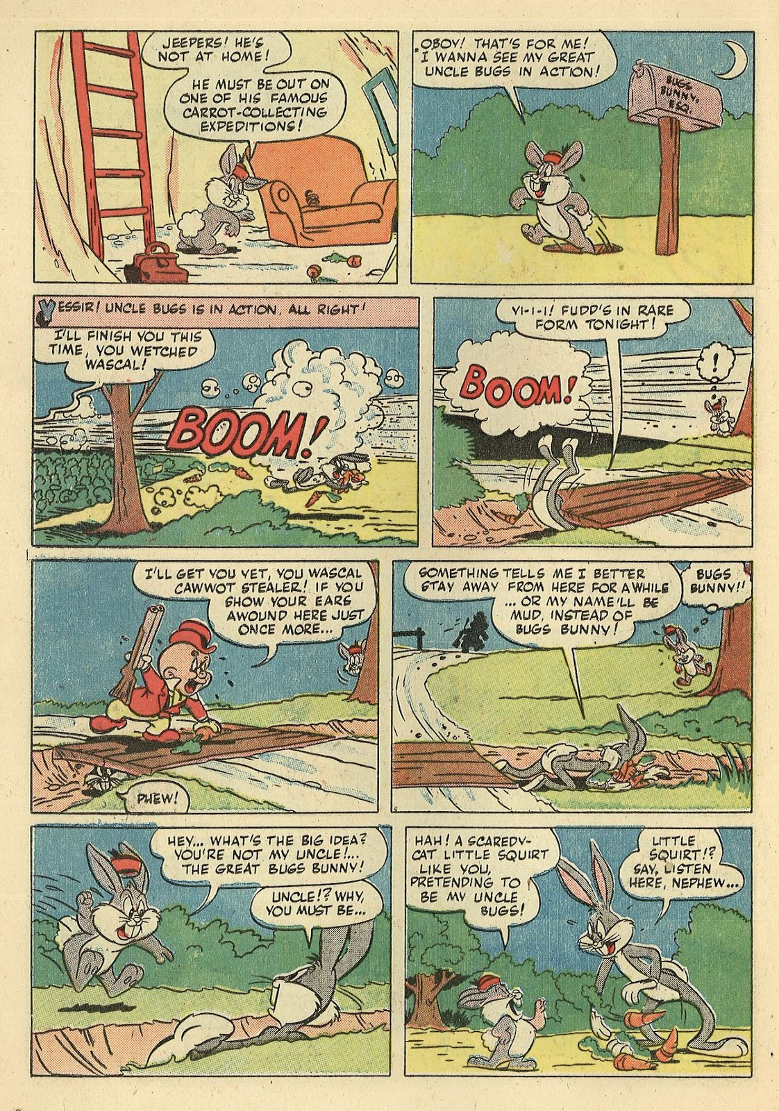 Bugs Bunny (1952) issue 32 - Page 30