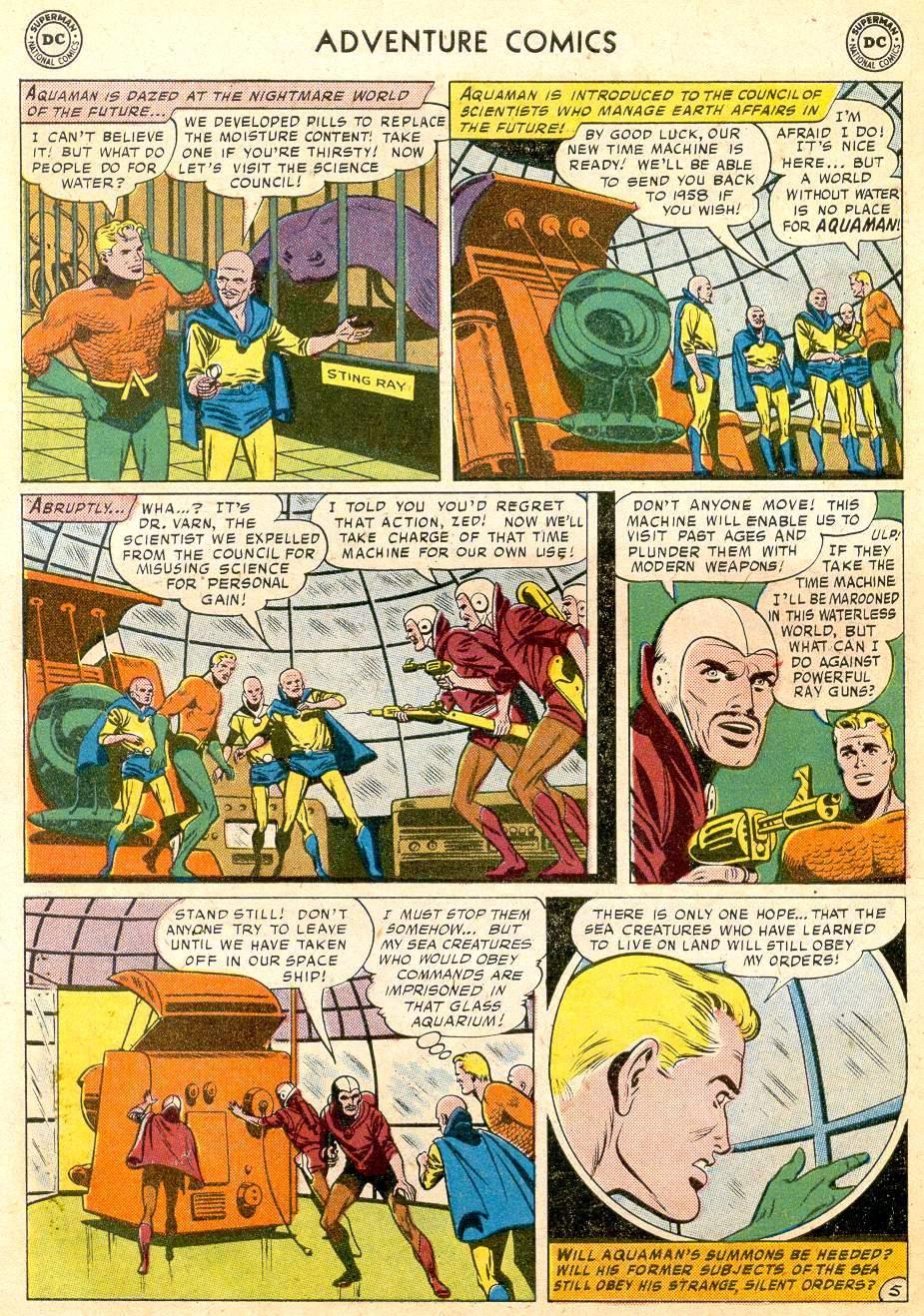 Read online Adventure Comics (1938) comic -  Issue #251 - 30