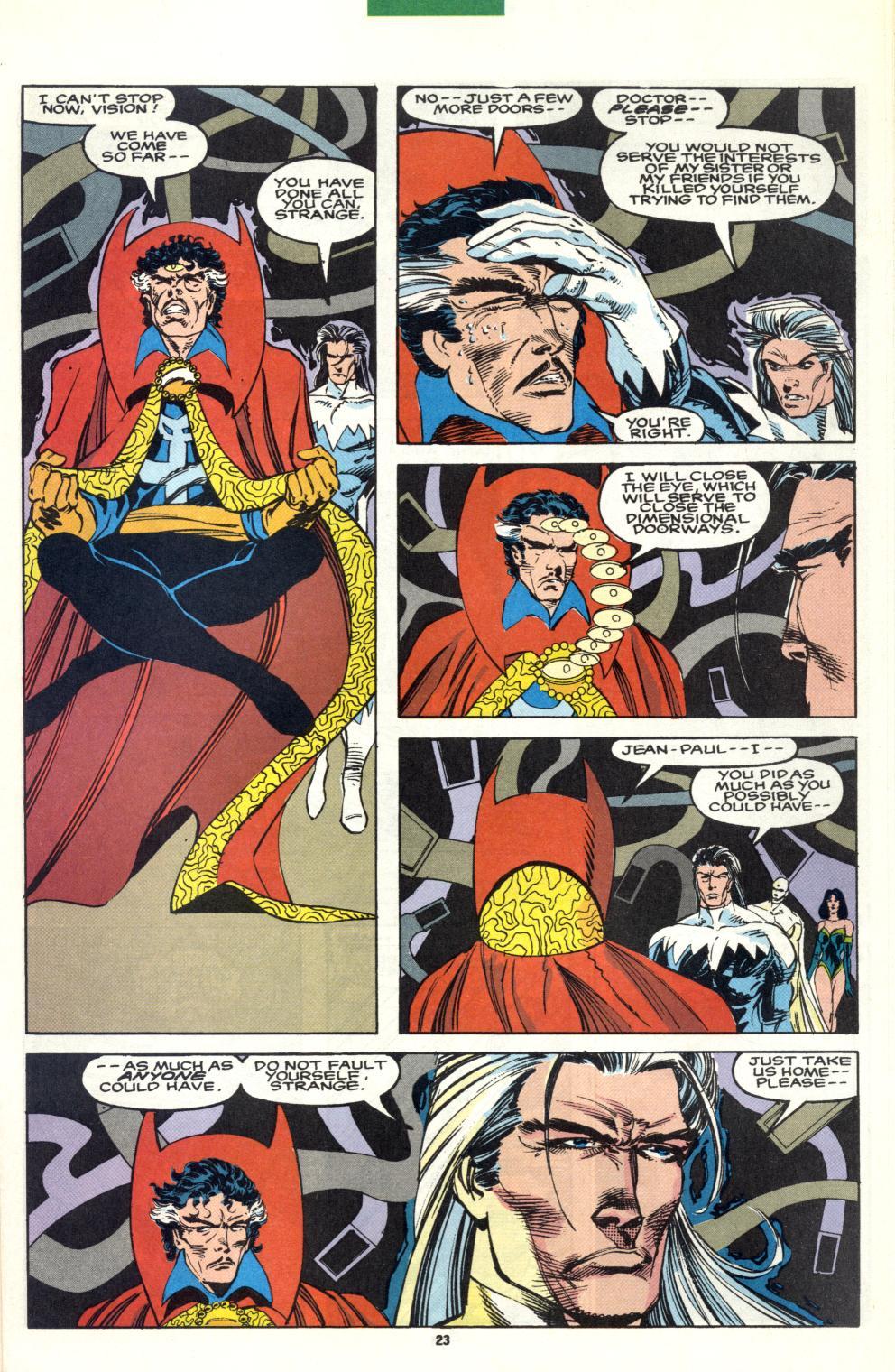 Read online Alpha Flight (1983) comic -  Issue #101 - 18