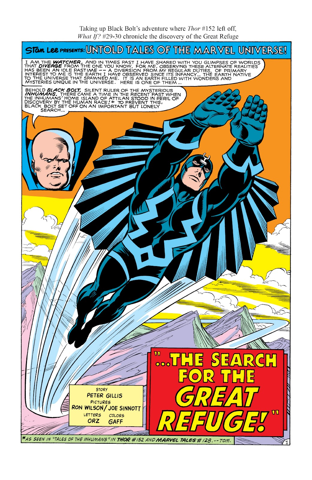 Read online Marvel Masterworks: The Inhumans comic -  Issue # TPB 2 (Part 3) - 82
