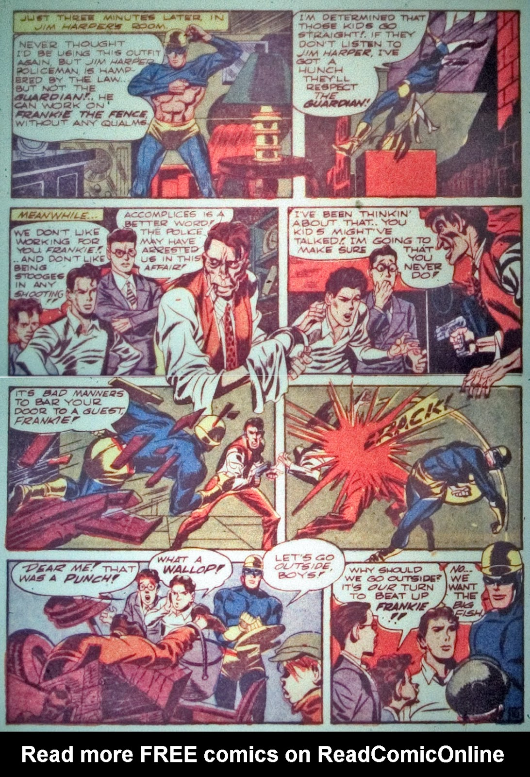 Star Spangled Comics (1941) issue 7 - Page 12