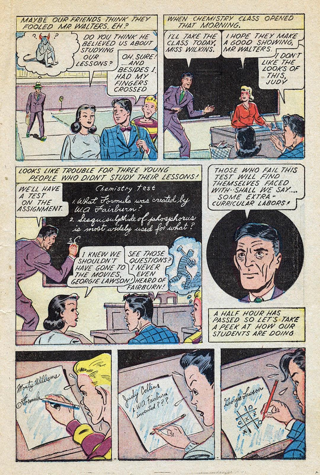 Georgie Comics (1945) issue 4 - Page 19