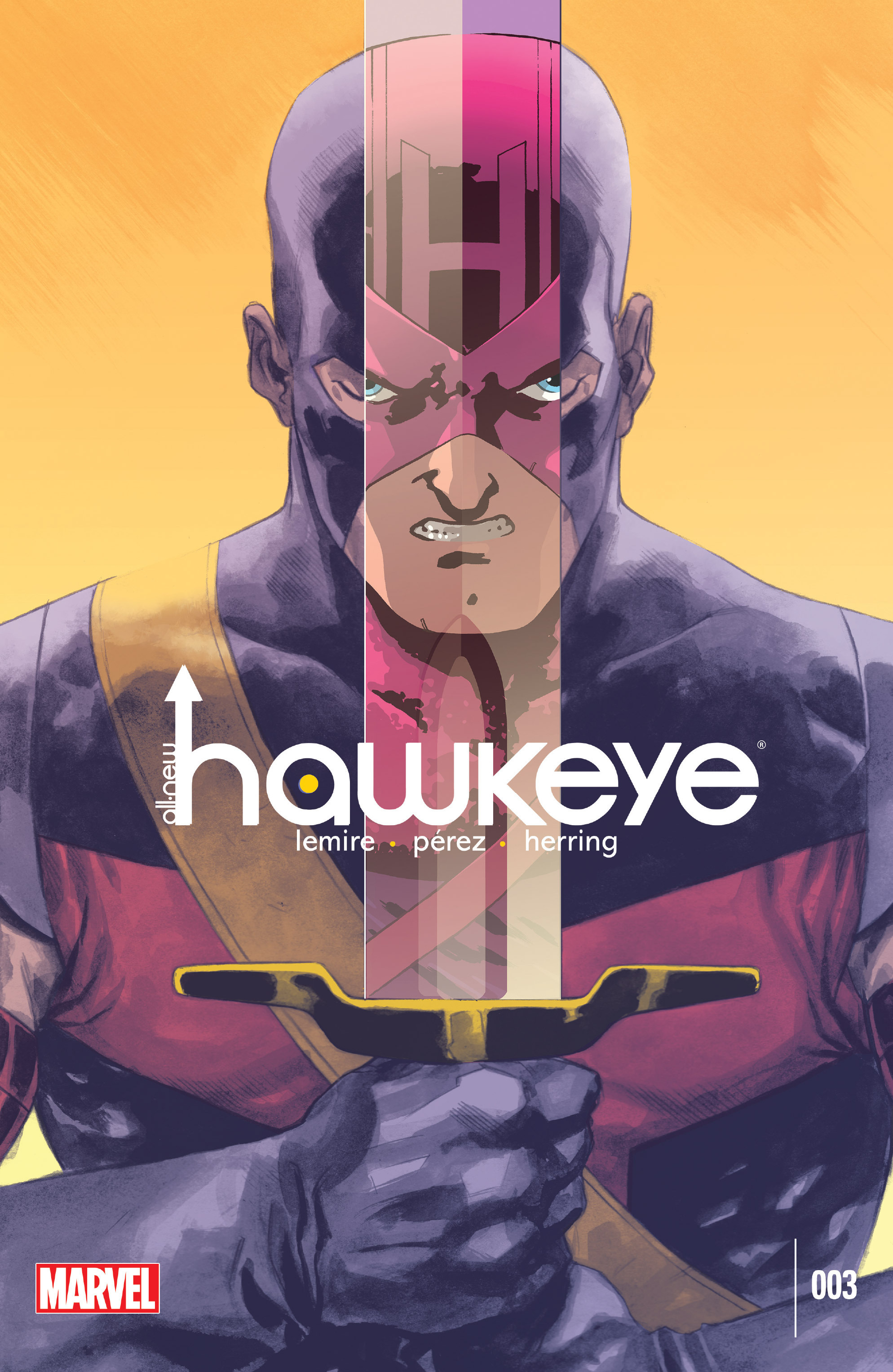 Read online All-New Hawkeye (2015) comic -  Issue #3 - 1
