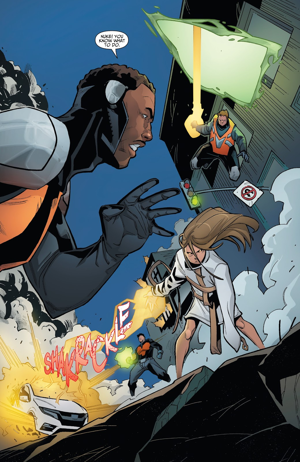 Read online Incidentals comic -  Issue #15 - 23